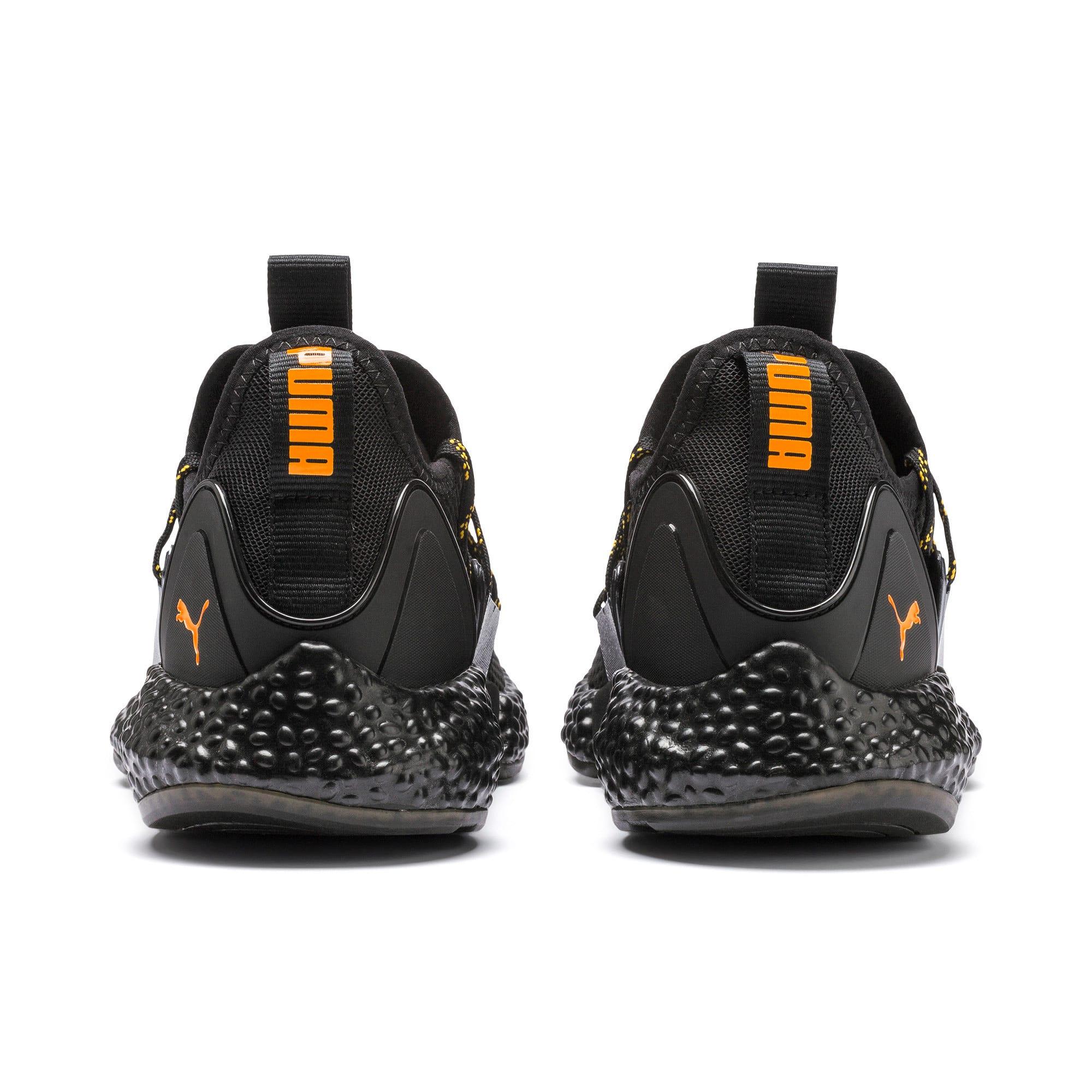 Thumbnail 4 of HYBRID Rocket Aero Men's Running Shoes, Puma Black-Puma Black, medium