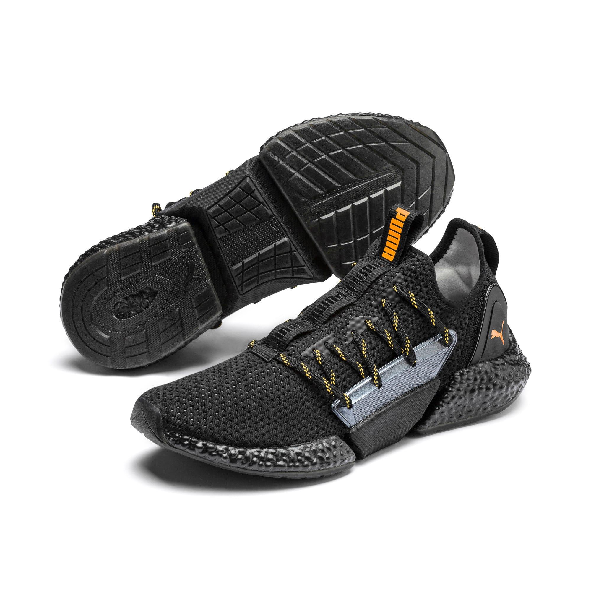 Thumbnail 3 of HYBRID Rocket Aero Men's Running Shoes, Puma Black-Puma Black, medium