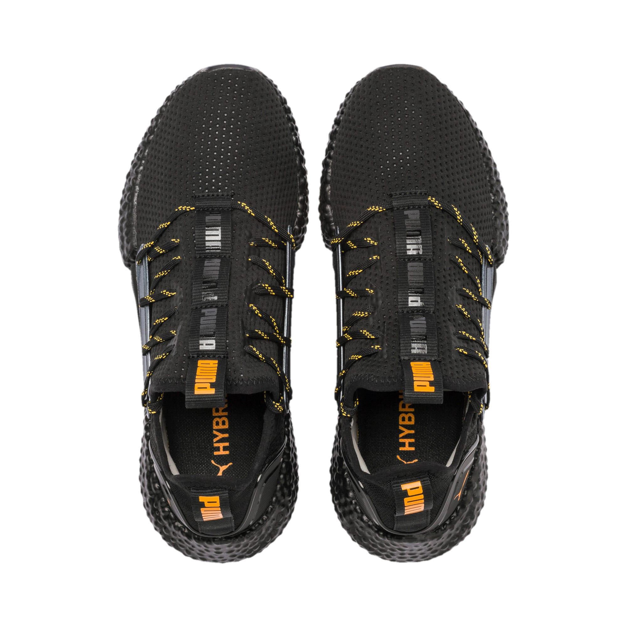 Thumbnail 7 of HYBRID Rocket Aero Men's Running Shoes, Puma Black-Puma Black, medium