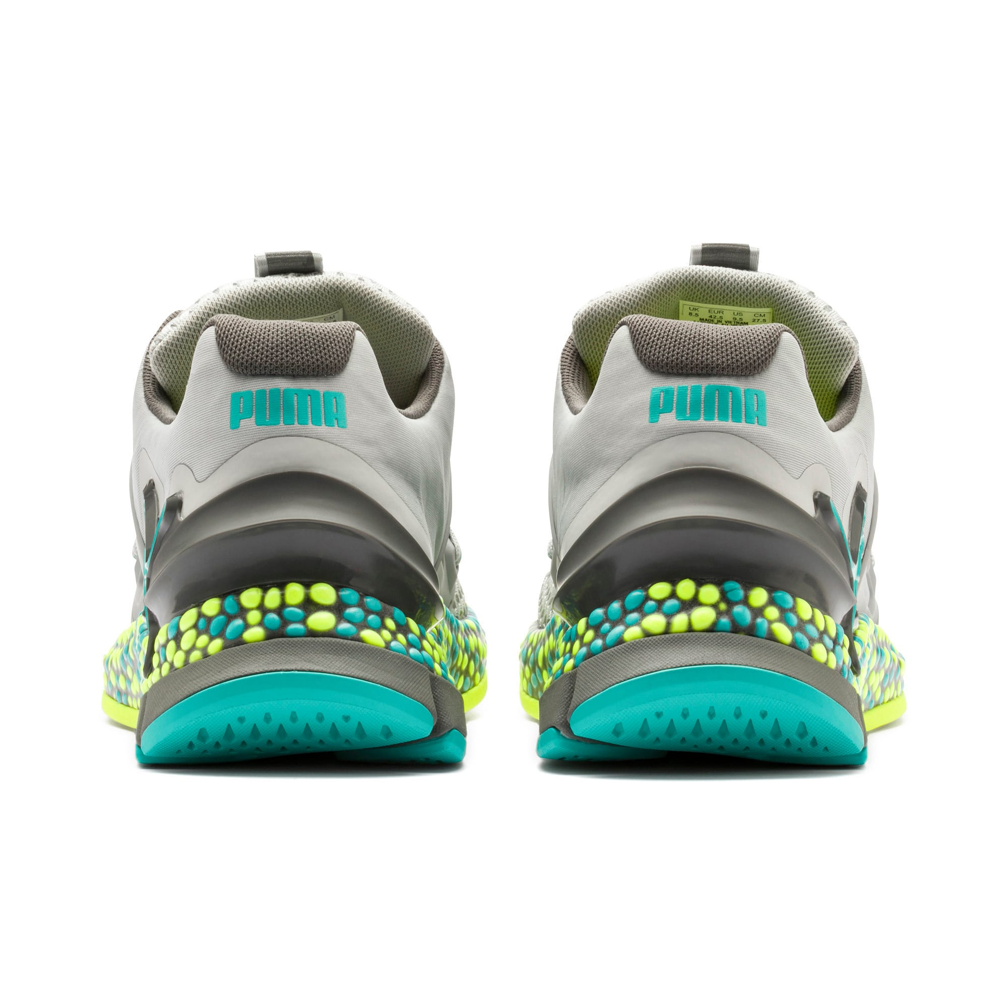 Thumbnail 4 of HYBRID Sky Men's Running Shoes, High Rise-Blue Turquoise, medium