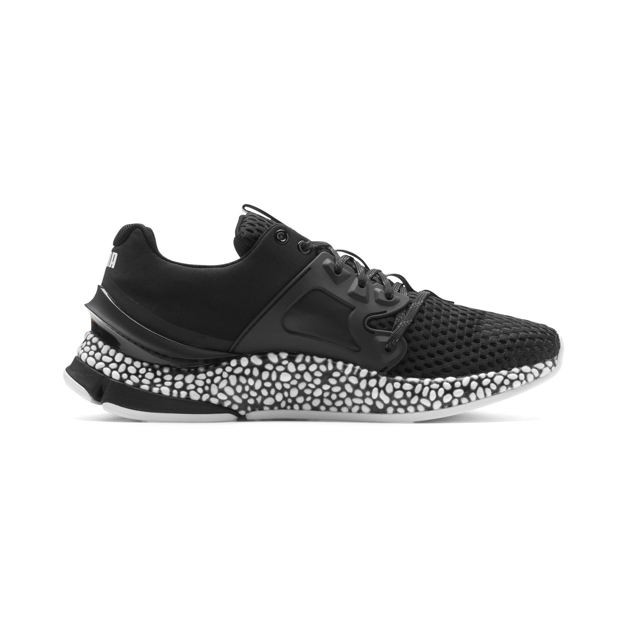 Thumbnail 6 of HYBRID Sky Men's Running Shoes, Puma Black-Puma White, medium