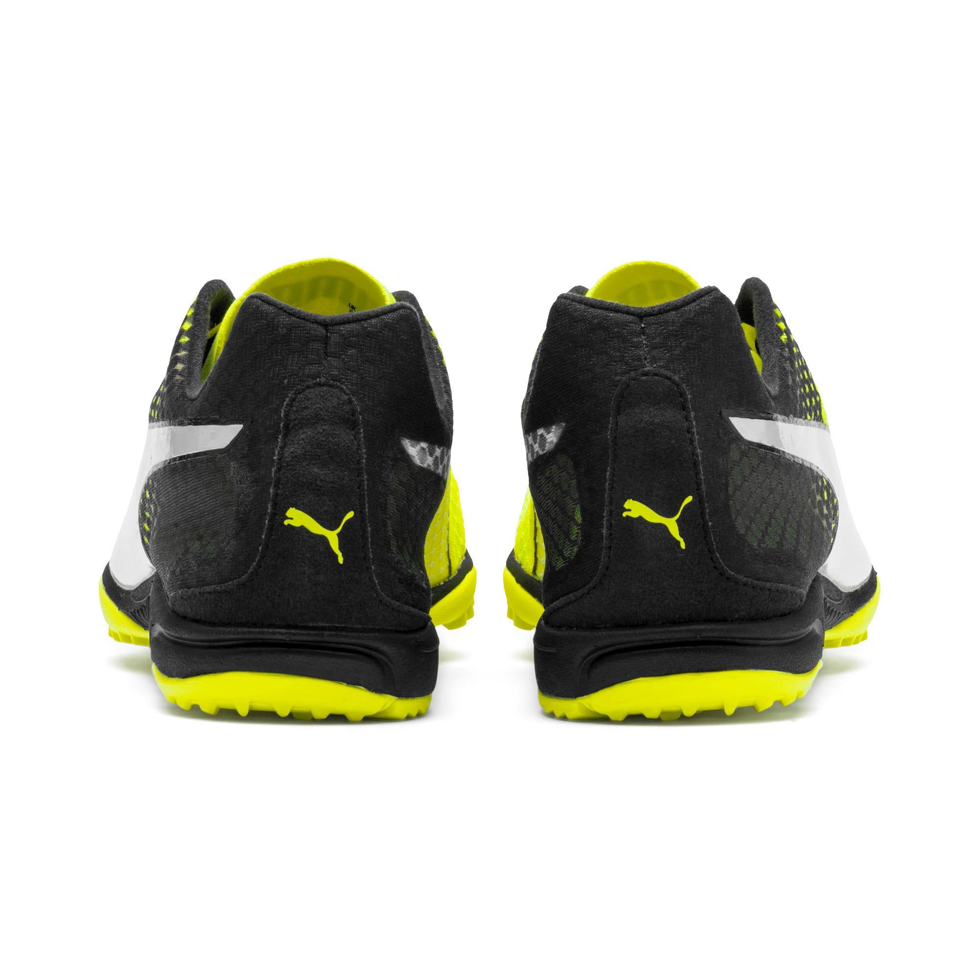 Thumbnail 6 of evoSPEED Haraka 6 Track and Field Boots, Yellow Alert-Black-White, medium-IND