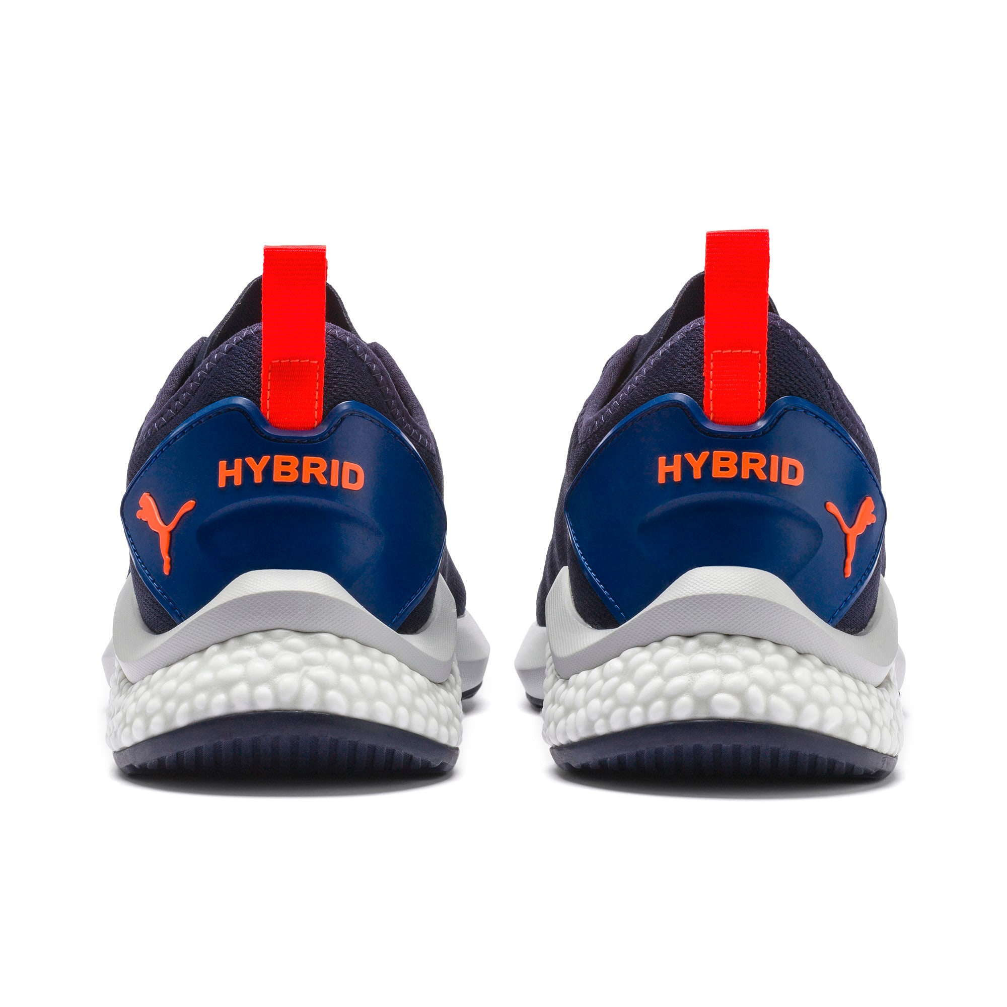 Thumbnail 5 of Hybrid NX Camo Men's Running Sneakers, GalaxyBlue-Peacoat-HighRise, medium-IND