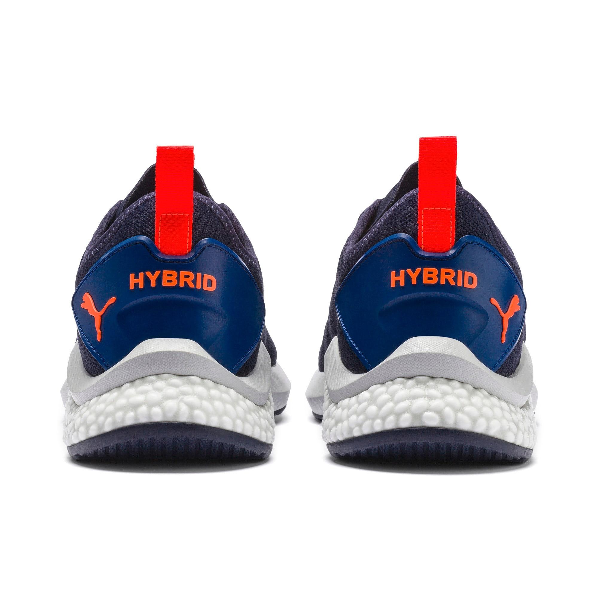 Thumbnail 5 of HYBRID NX Camo Men's Running Shoes, GalaxyBlue-Peacoat-HighRise, medium