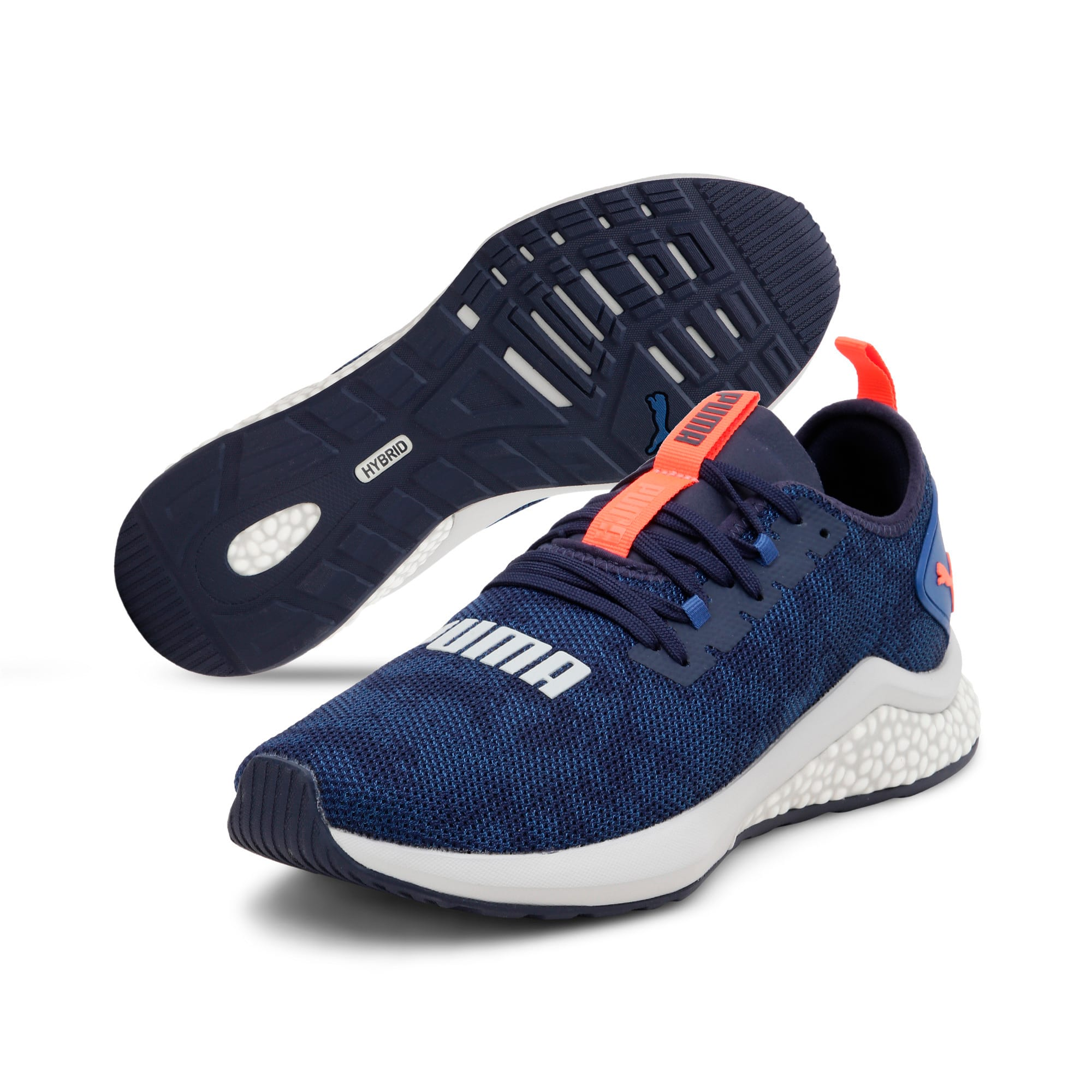Thumbnail 4 of Hybrid NX Camo Men's Running Sneakers, GalaxyBlue-Peacoat-HighRise, medium-IND