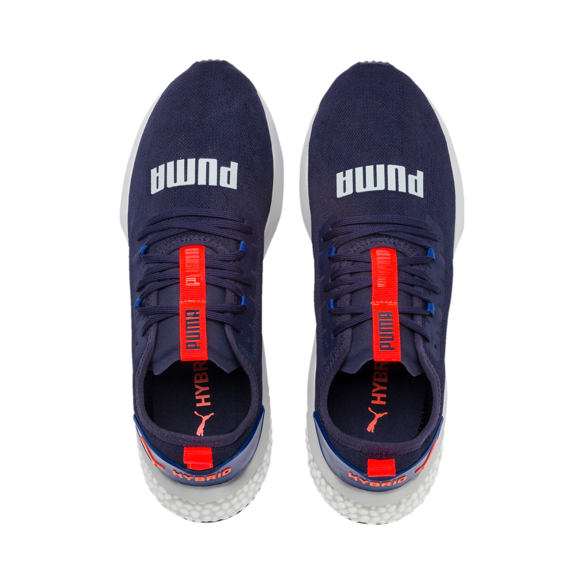 Thumbnail 8 of Hybrid NX Camo Men's Running Sneakers, GalaxyBlue-Peacoat-HighRise, medium-IND