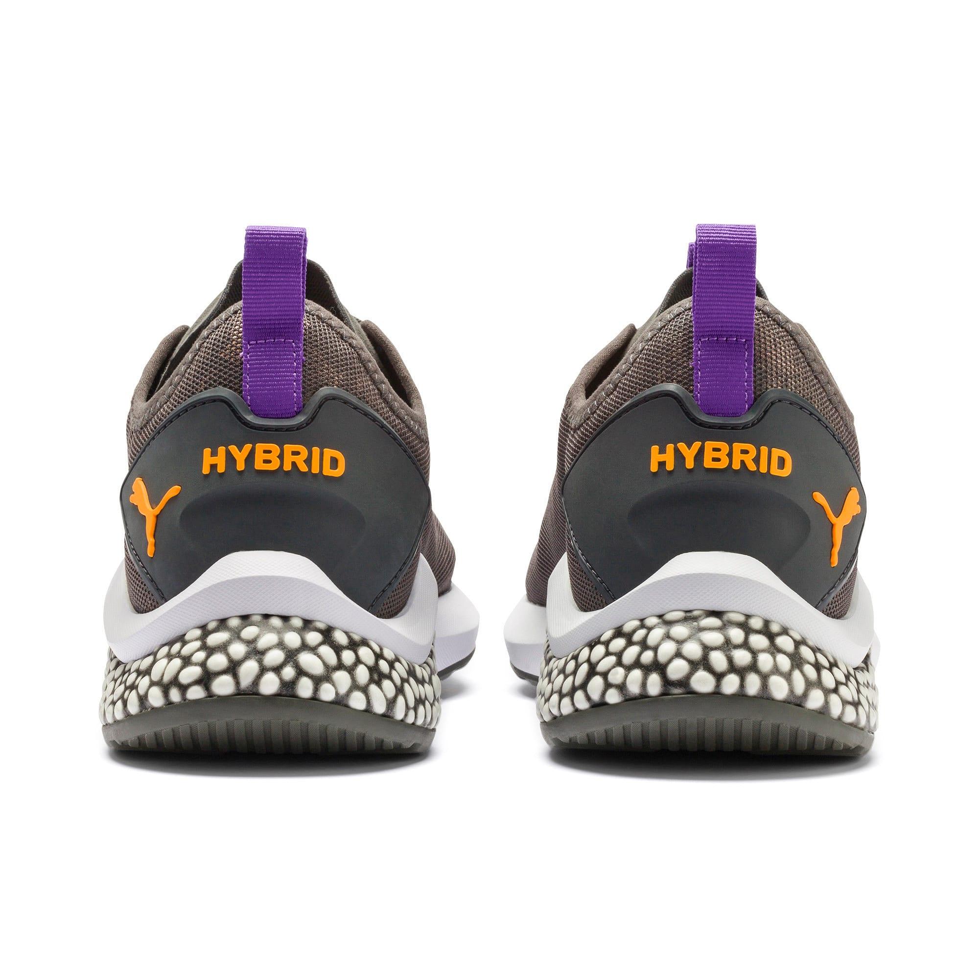 Thumbnail 5 of HYBRID NX Rave Men's Running Shoes, CASTLEROCK-Purple-Orange, medium