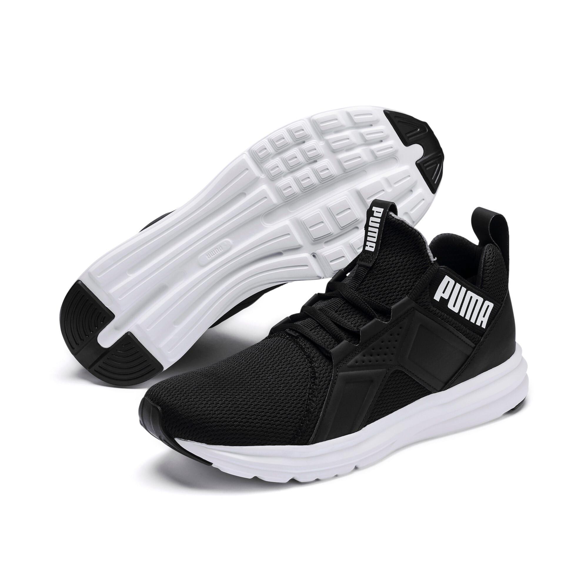 Thumbnail 3 of Enzo Sport Men's Training Shoes, Puma Black-Puma White, medium