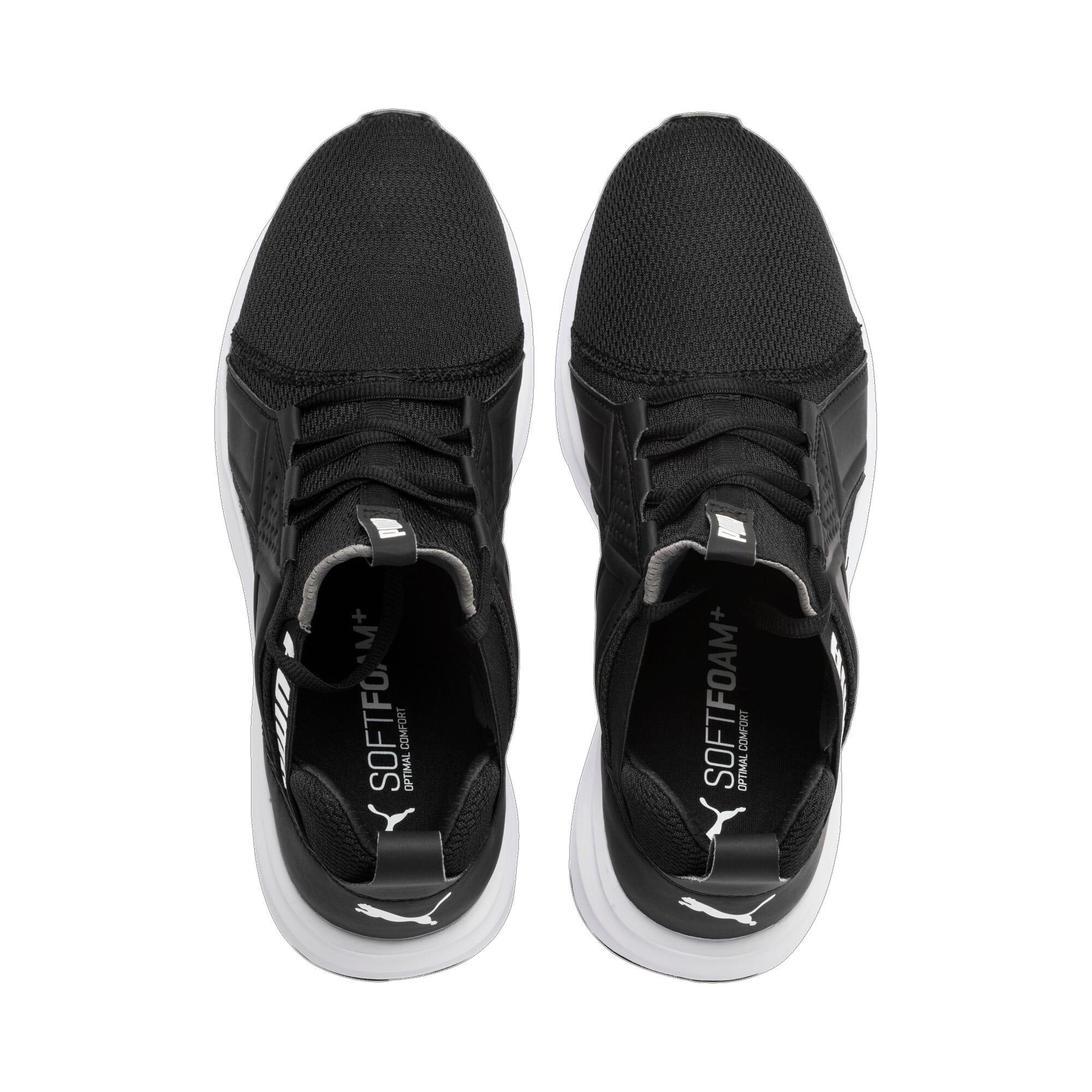 Thumbnail 7 of Enzo Sport Men's Training Shoes, Puma Black-Puma White, medium