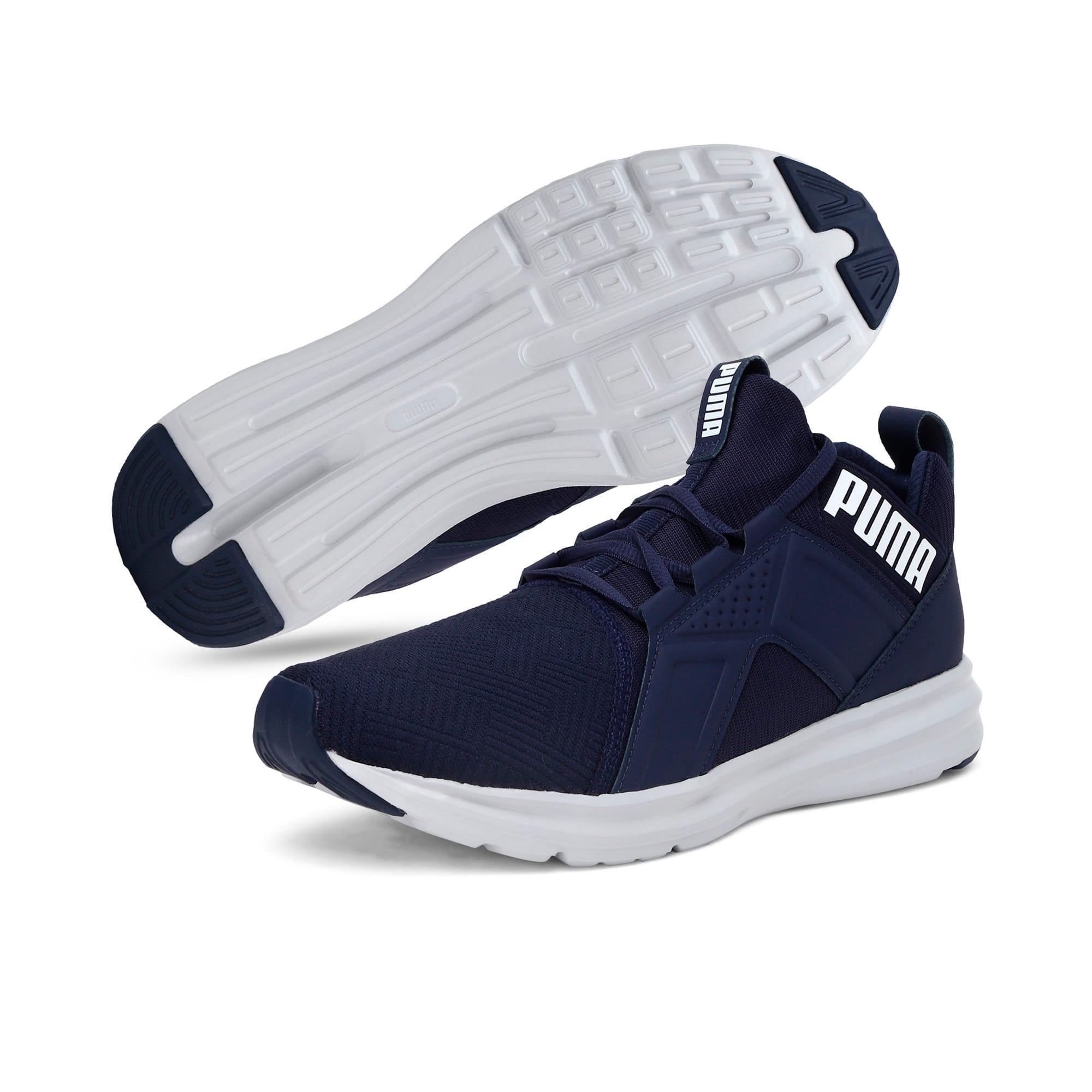 Thumbnail 2 of Enzo Geo Men's Running Shoes, Peacoat, medium-IND