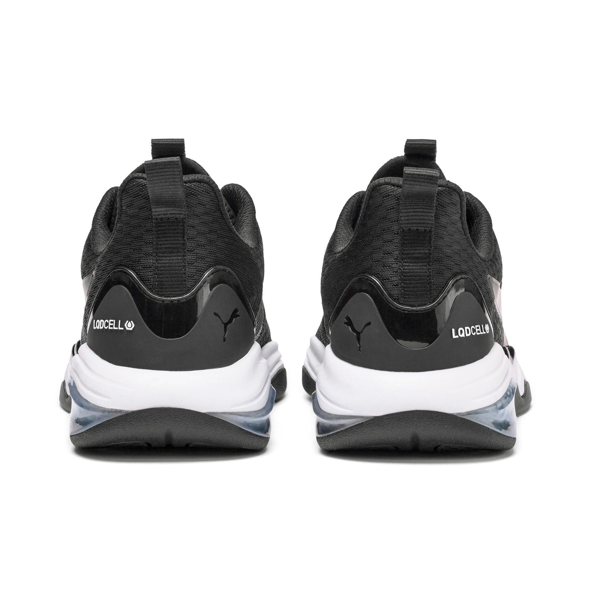 Thumbnail 5 of LQDCELL Tension Men's Training Shoes, Puma Black-Puma White, medium-IND