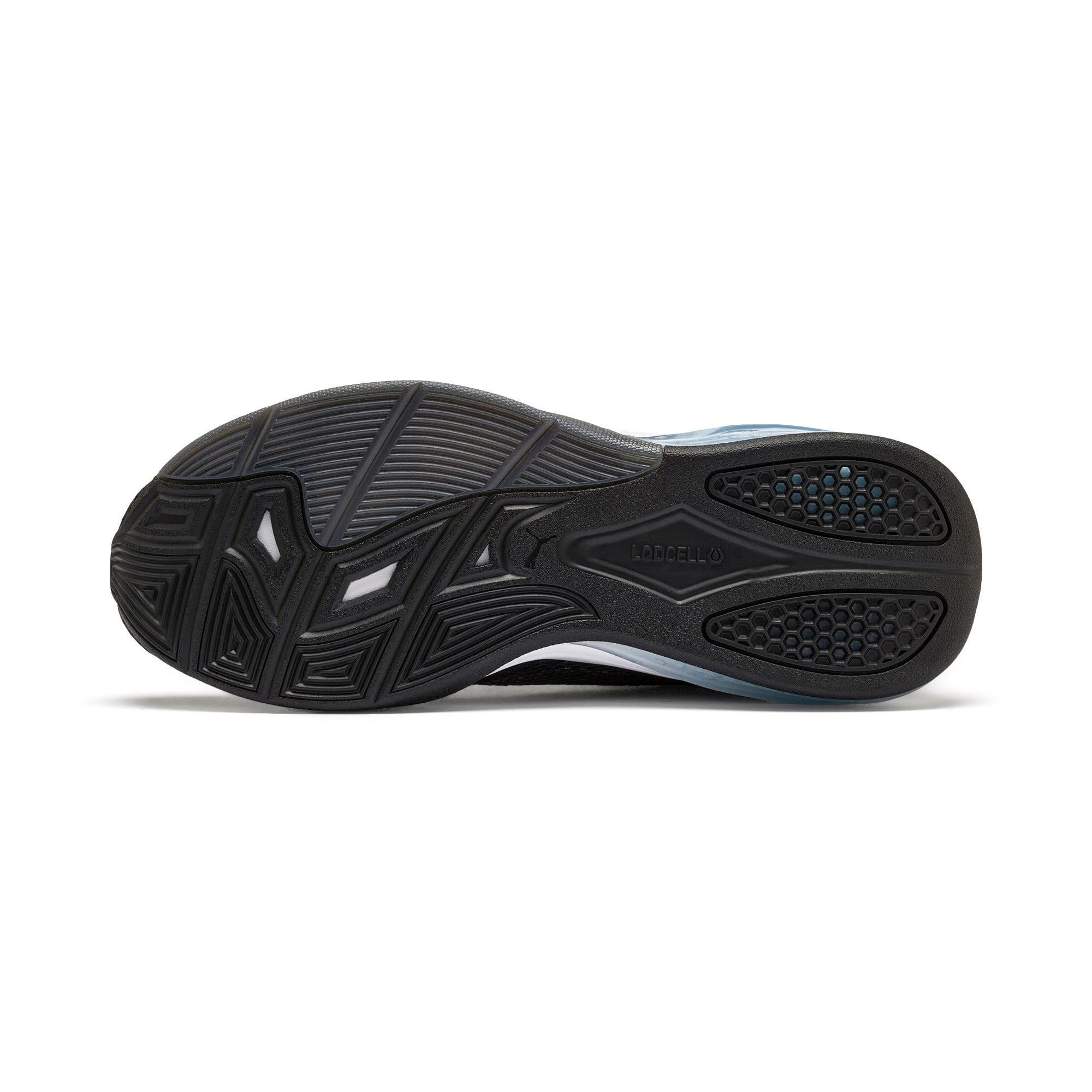 Thumbnail 7 of LQDCELL Tension Men's Training Shoes, Puma Black-Puma White, medium-IND