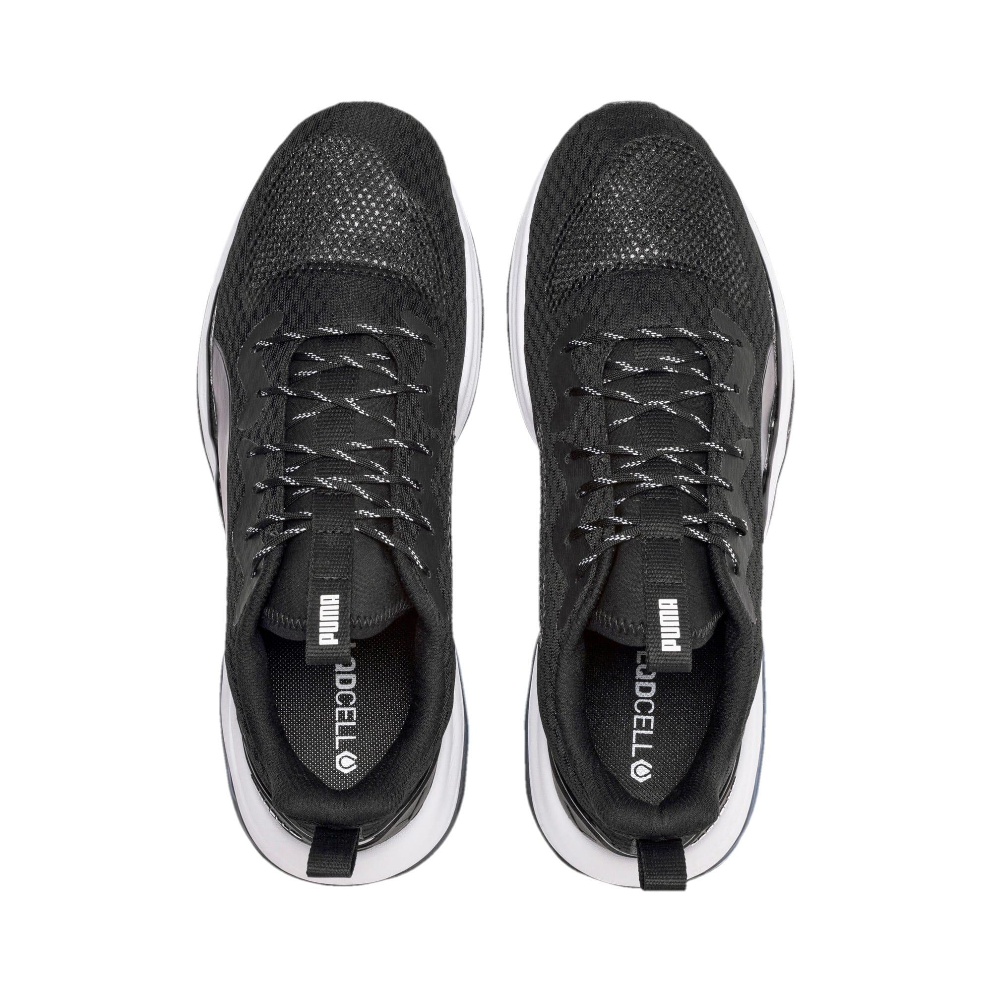 Thumbnail 9 of LQDCELL Tension Men's Training Shoes, Puma Black-Puma White, medium-IND