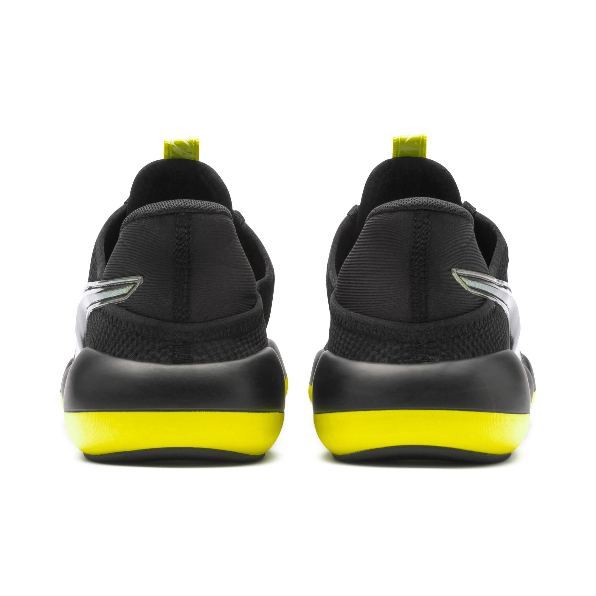 Thumbnail 4 of Mode XT Shift Women's Training Shoes, Puma Black-Yellow Alert, medium