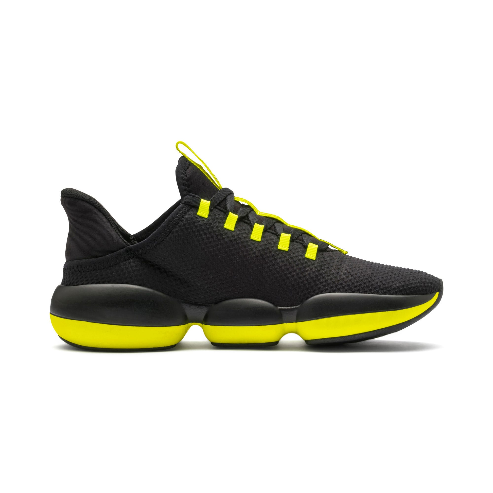 Thumbnail 6 of Mode XT Shift Women's Training Shoes, Puma Black-Yellow Alert, medium