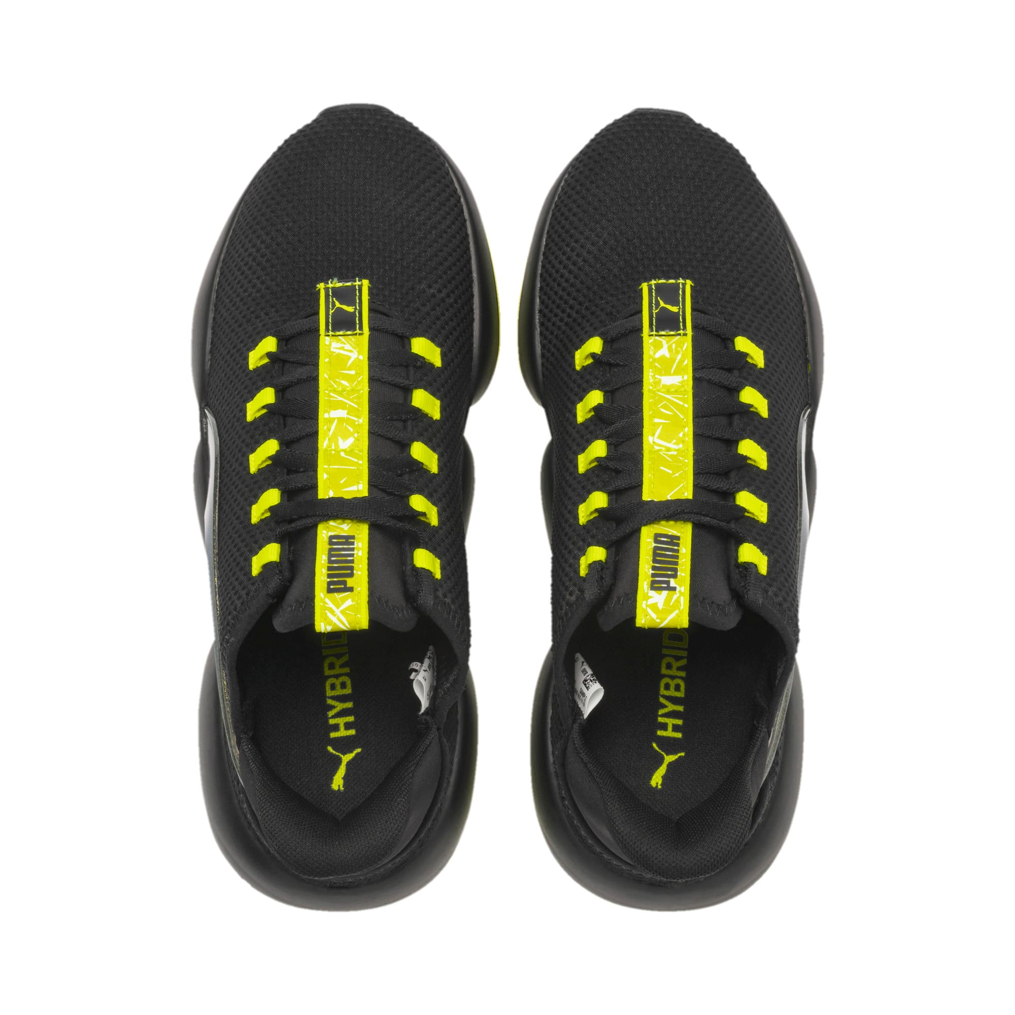 Thumbnail 7 of Mode XT Shift Women's Training Shoes, Puma Black-Yellow Alert, medium