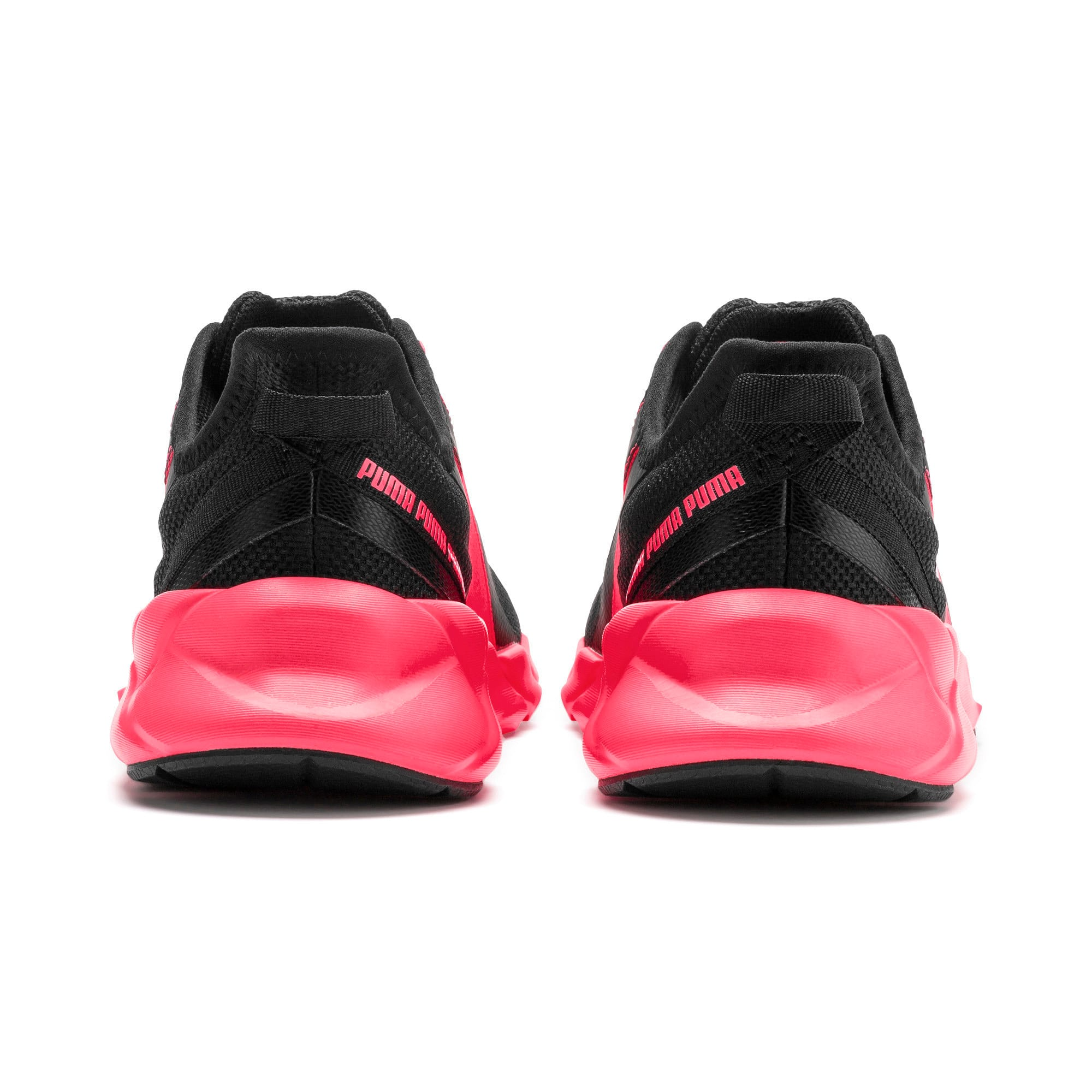 Thumbnail 4 of Weave XT Women's Training Shoes, Puma Black-Pink Alert, medium