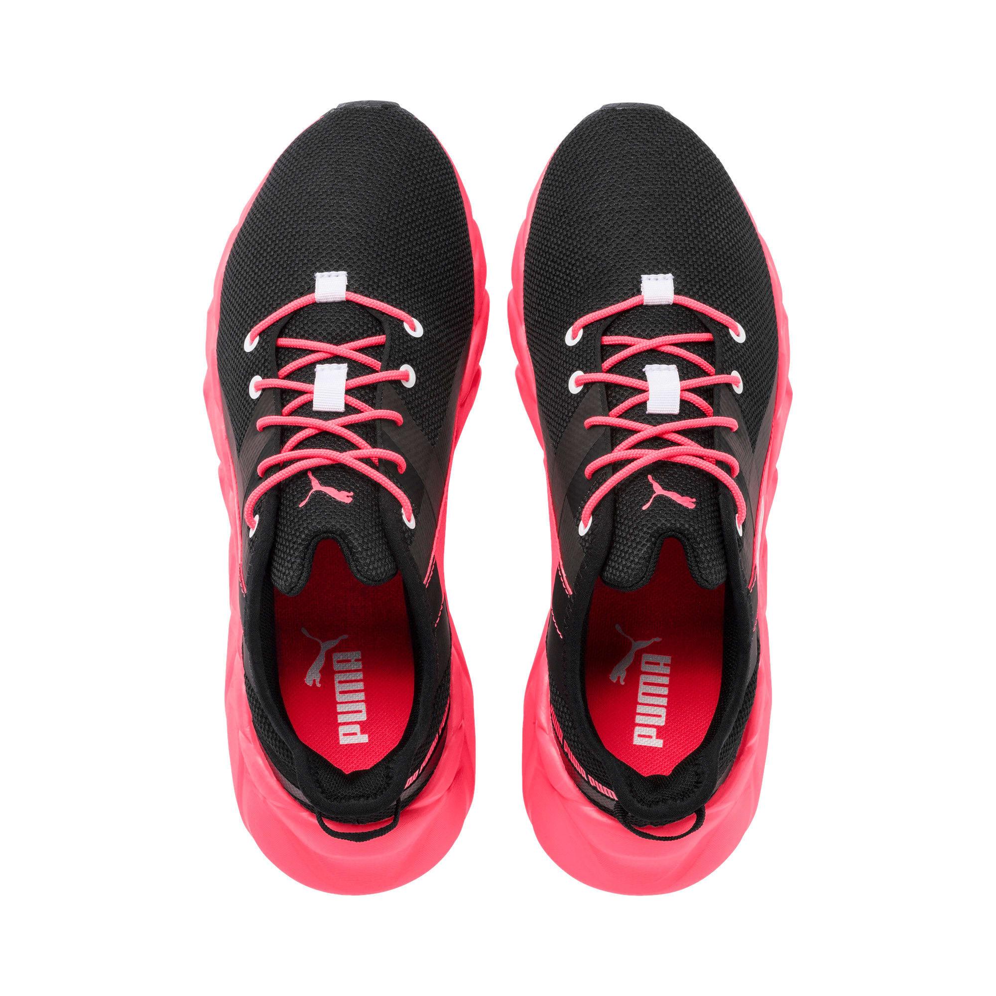 Thumbnail 10 of Weave XT Women's Training Shoes, Puma Black-Pink Alert, medium