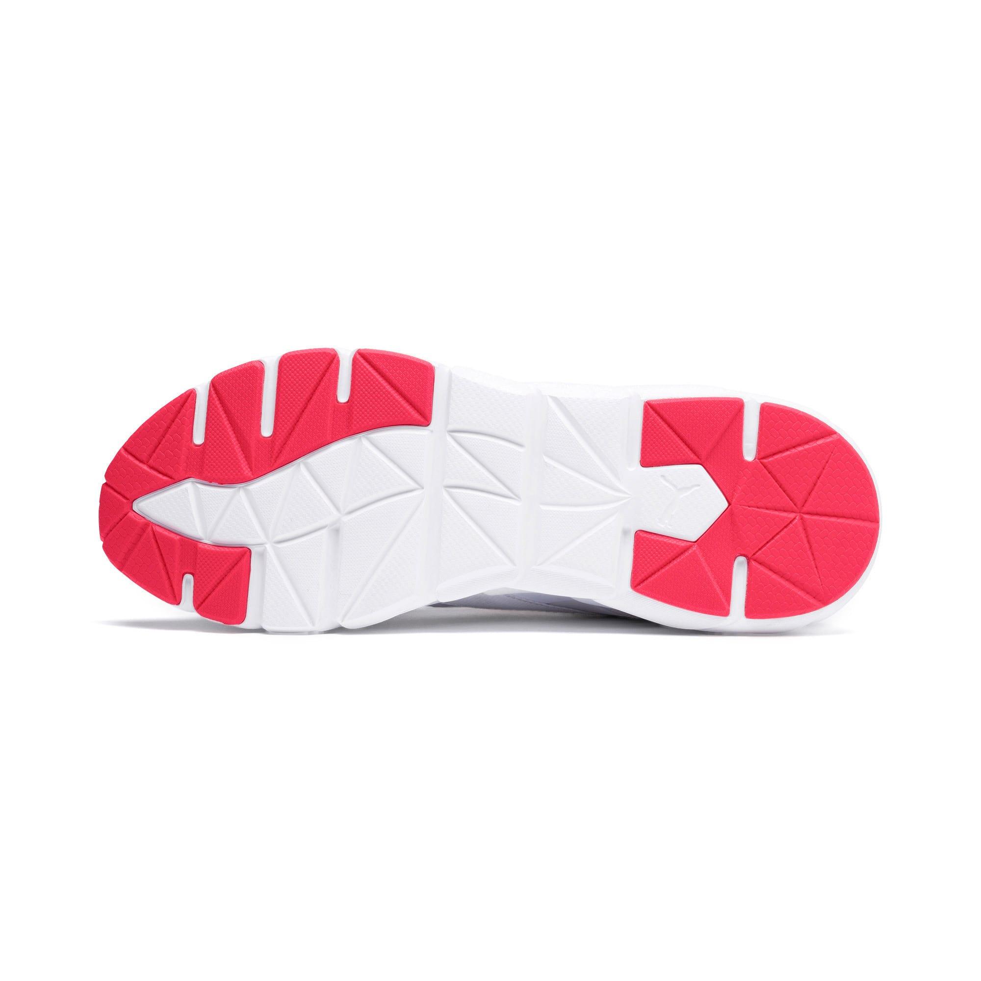 Thumbnail 7 of Weave XT Women's Training Shoes, Puma White-Pink Alert, medium-IND