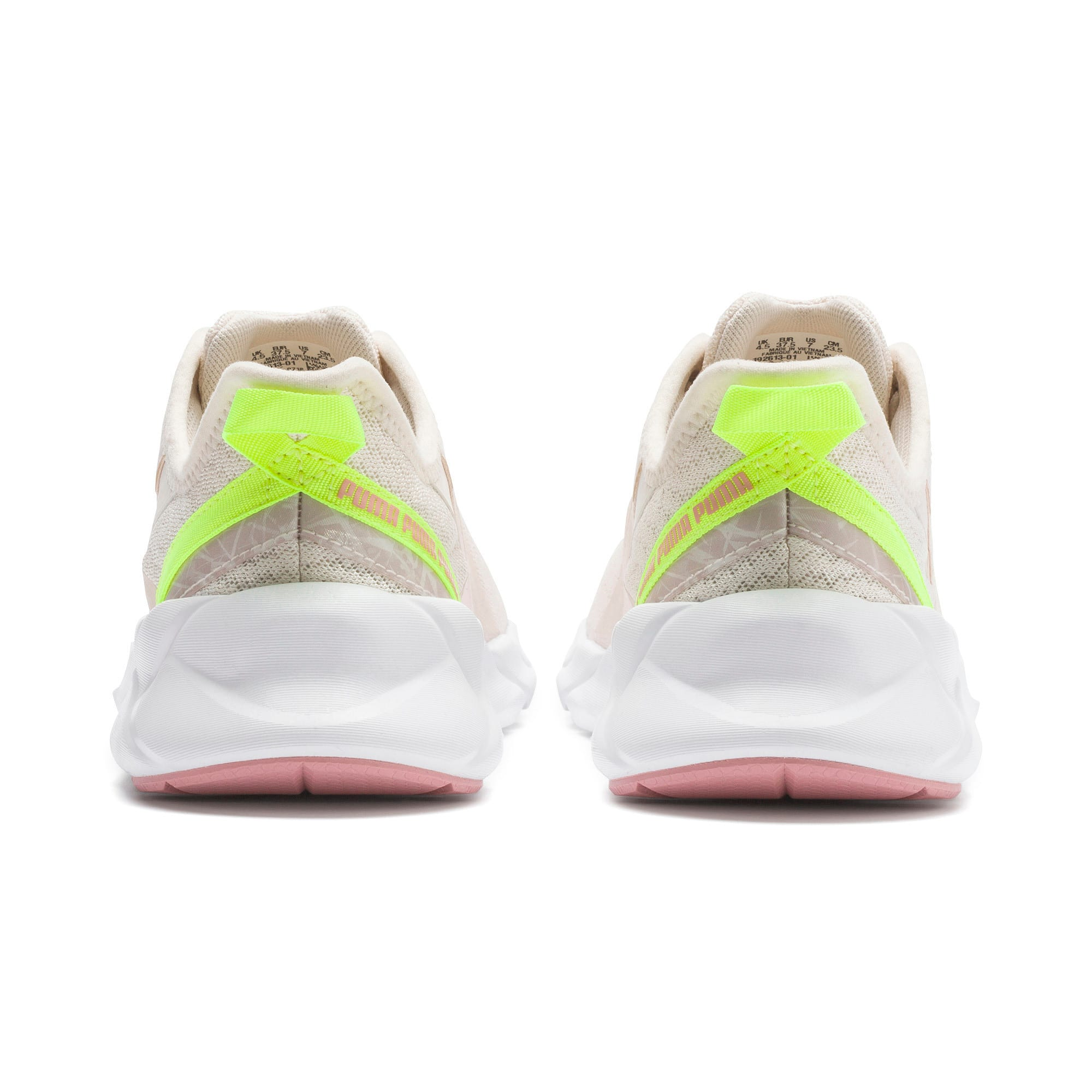 Thumbnail 4 of Weave XT Shift Women's Training Shoes, Pastel Parchment-Puma White, medium