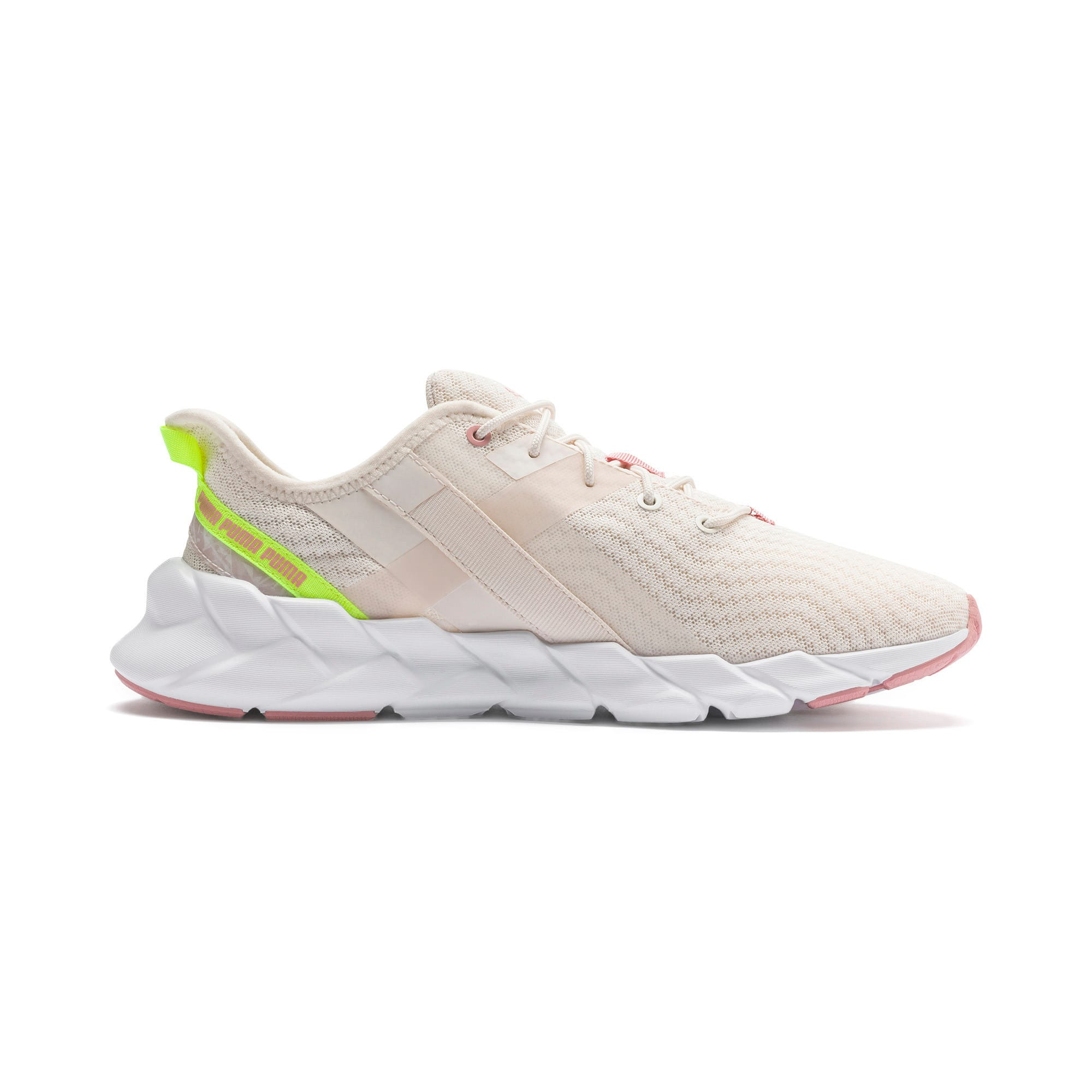 Thumbnail 7 of Weave XT Shift Women's Training Shoes, Pastel Parchment-Puma White, medium