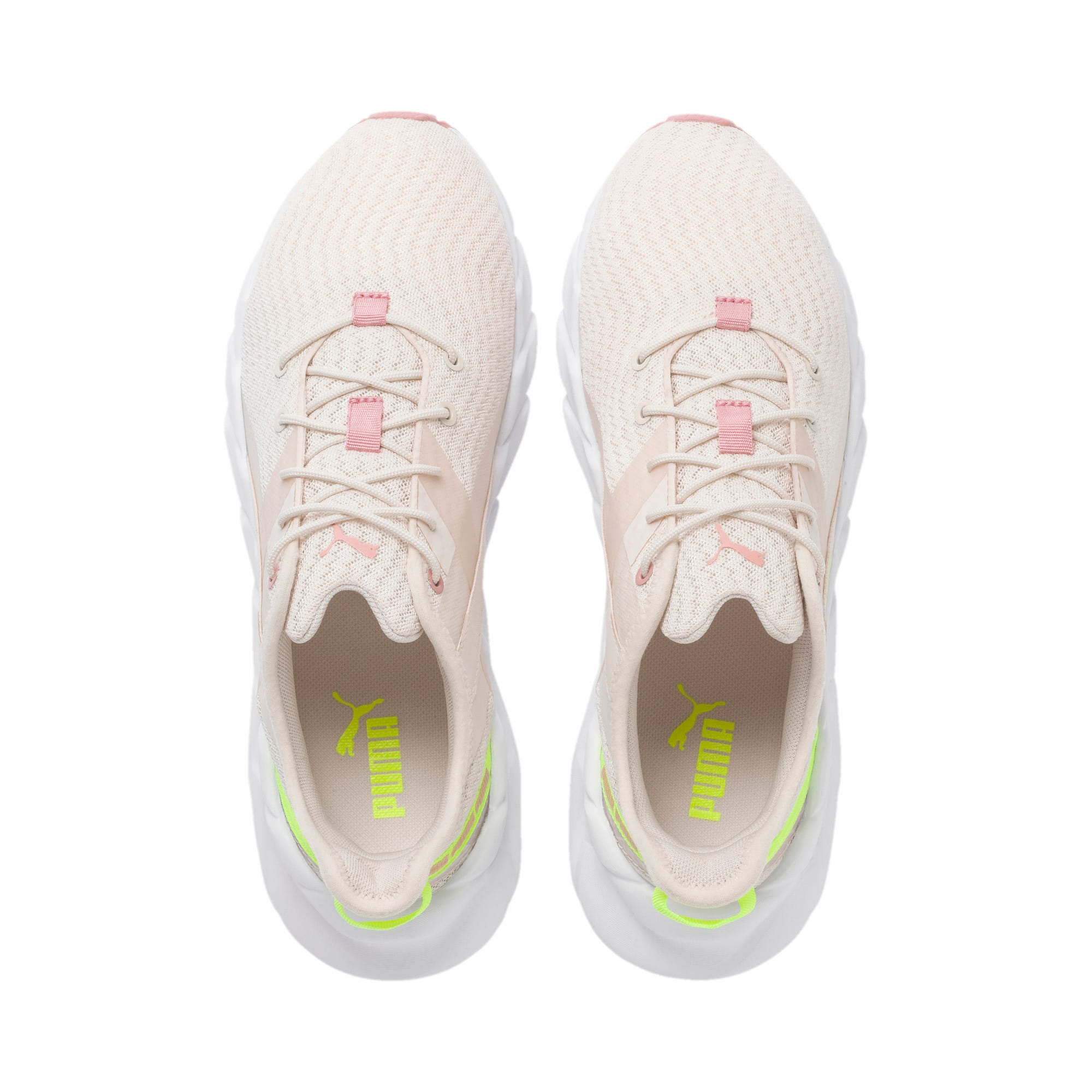 Thumbnail 8 of Weave XT Shift Women's Training Shoes, Pastel Parchment-Puma White, medium