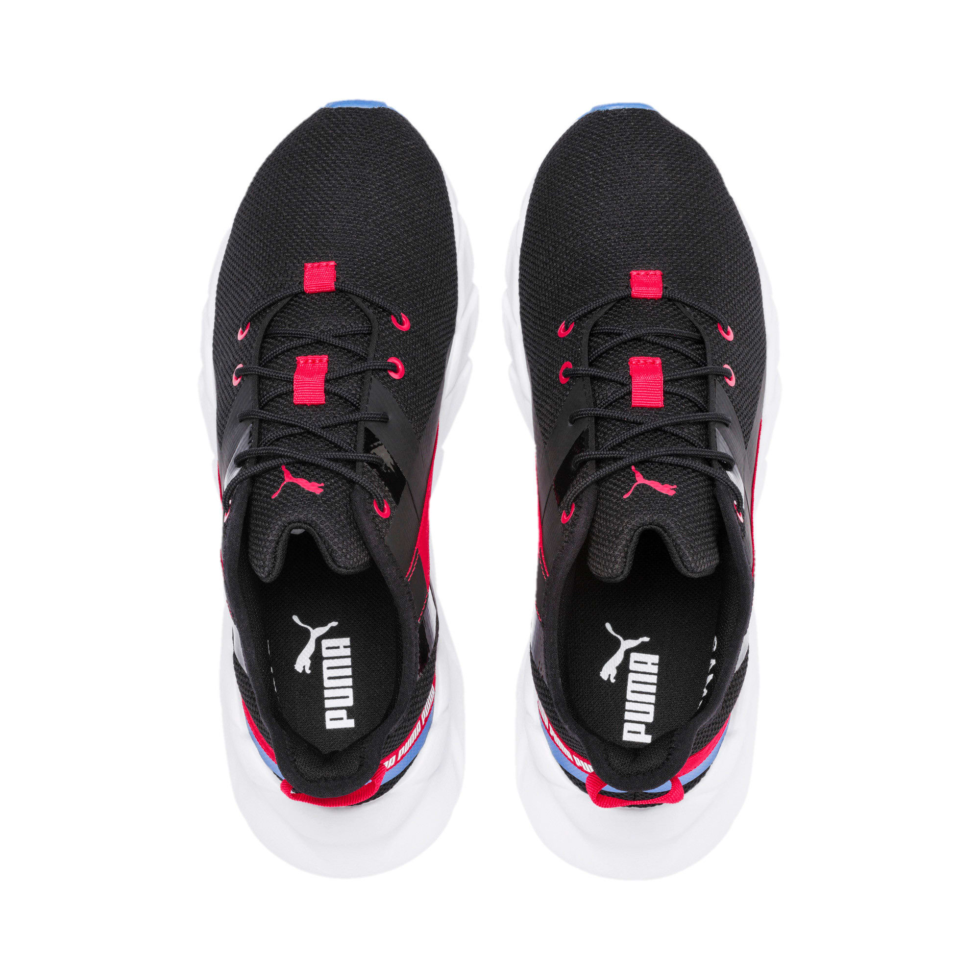 Thumbnail 8 of Damskie buty treningowe Weave XT Shift, Puma Black-Nrgy Rose, medium