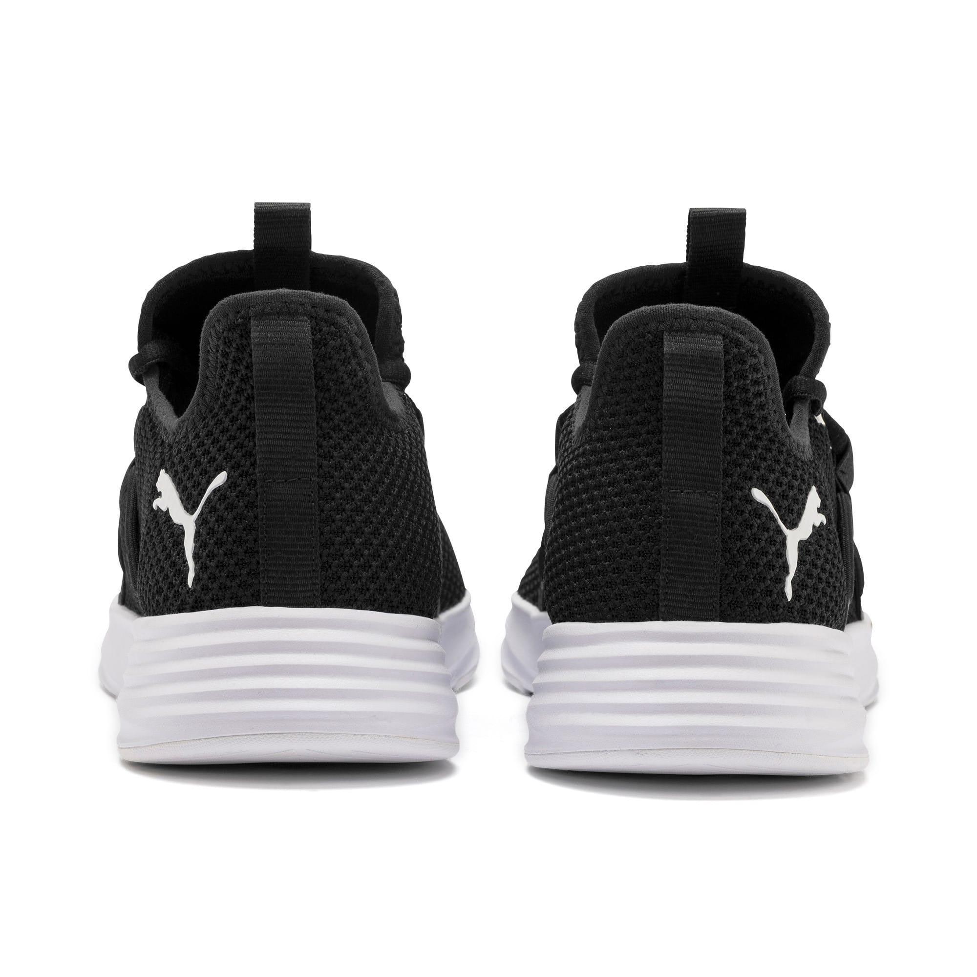 Thumbnail 4 of Persist XT Knit Men's Training Shoes, Puma Black-Puma White, medium