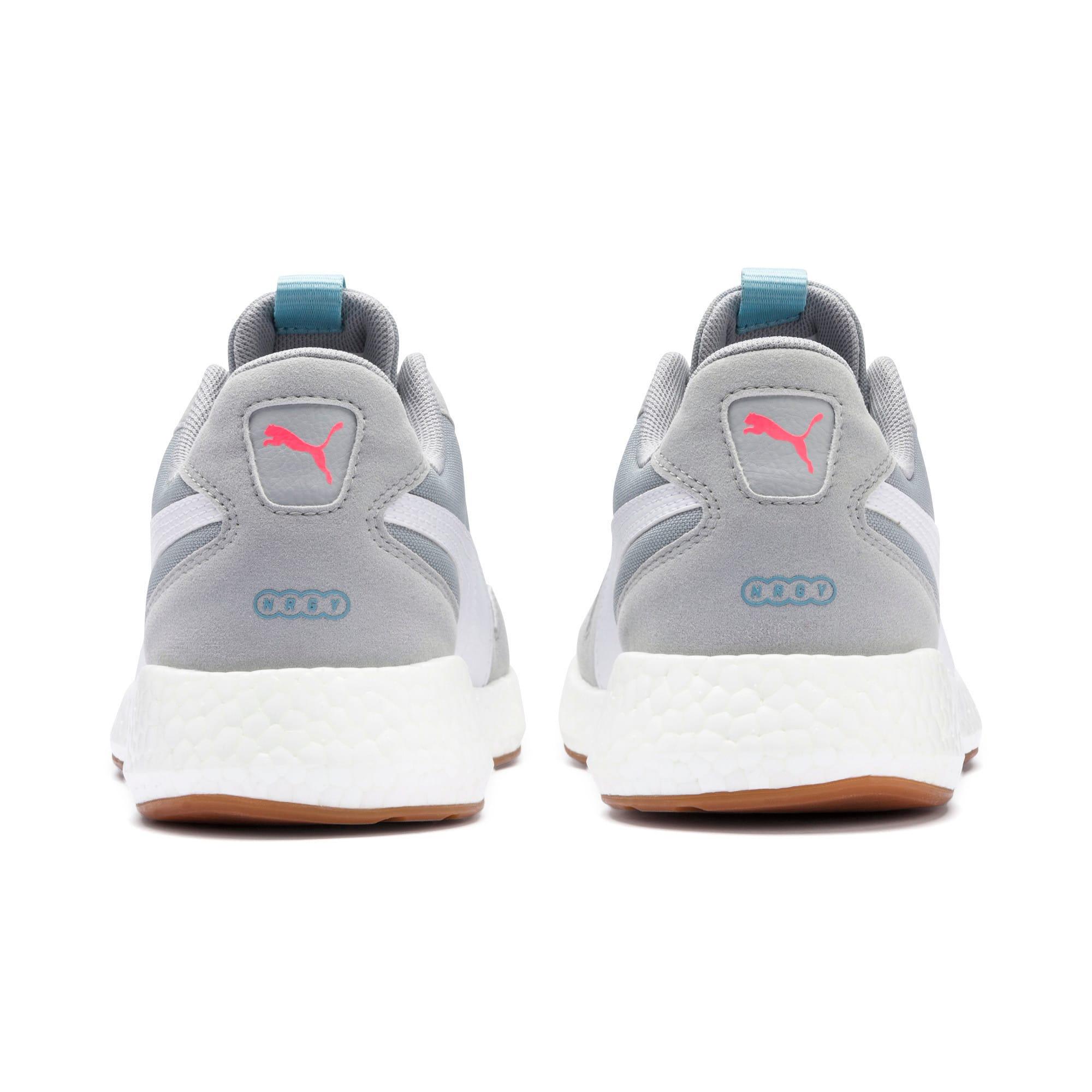 Thumbnail 5 of NRGY Neko Retro Women's Running Shoes, High Rise-Pink Alert, medium-IND