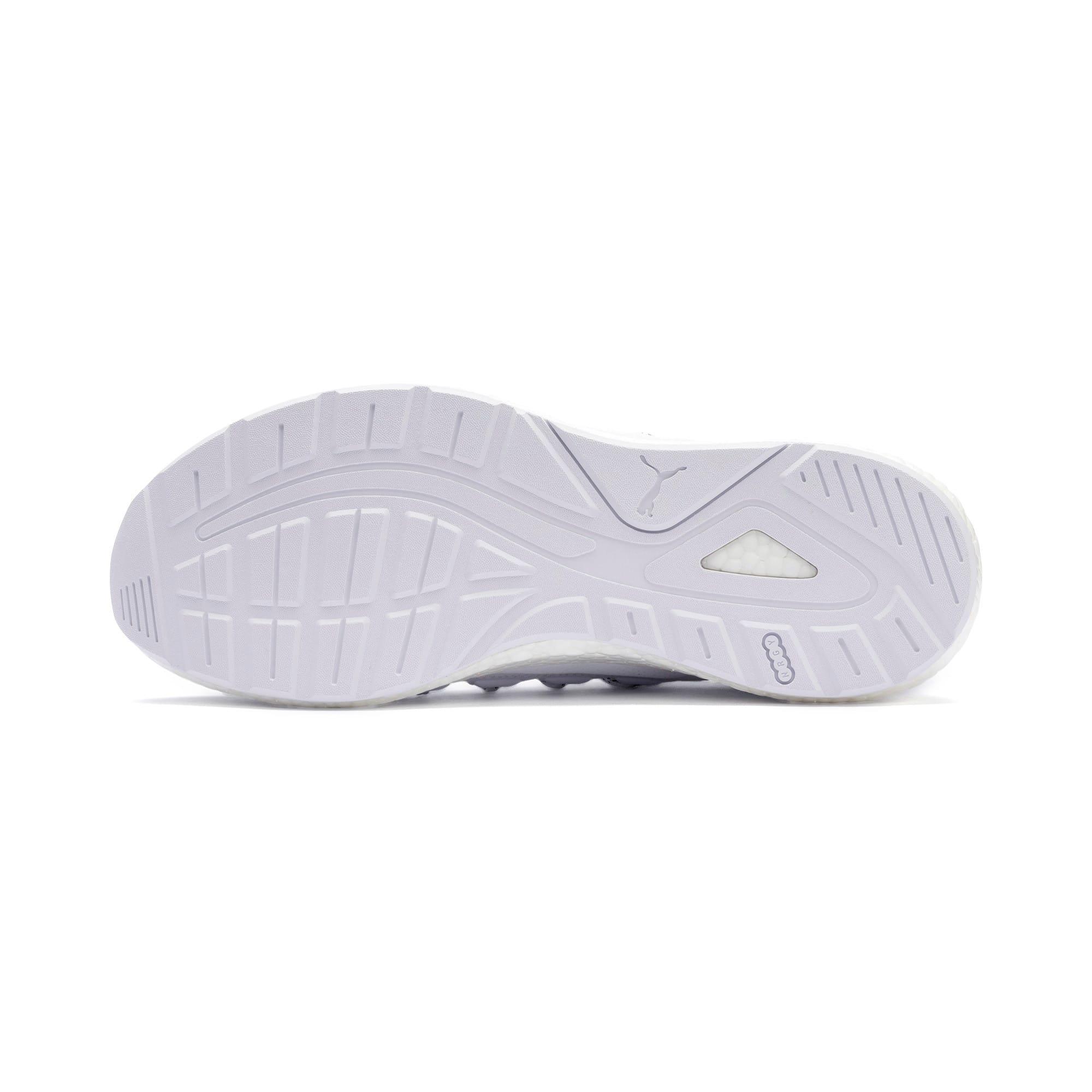 Thumbnail 5 of NRGY Neko Lights Men's Running Shoes, Puma White, medium