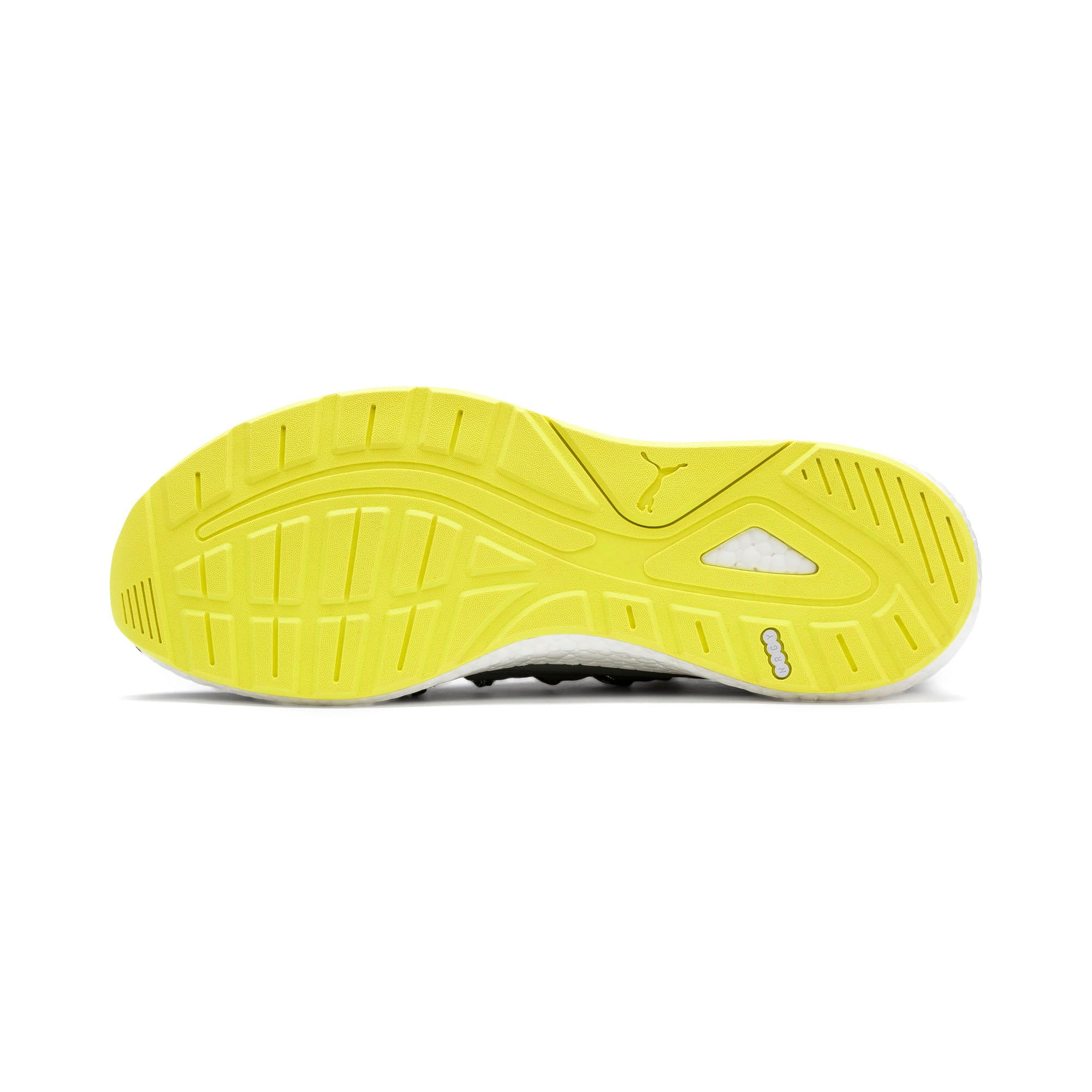 Thumbnail 5 of NRGY Neko Lights hardloopschoenen voor heren, CASTLEROCK-Yellow Alert, medium