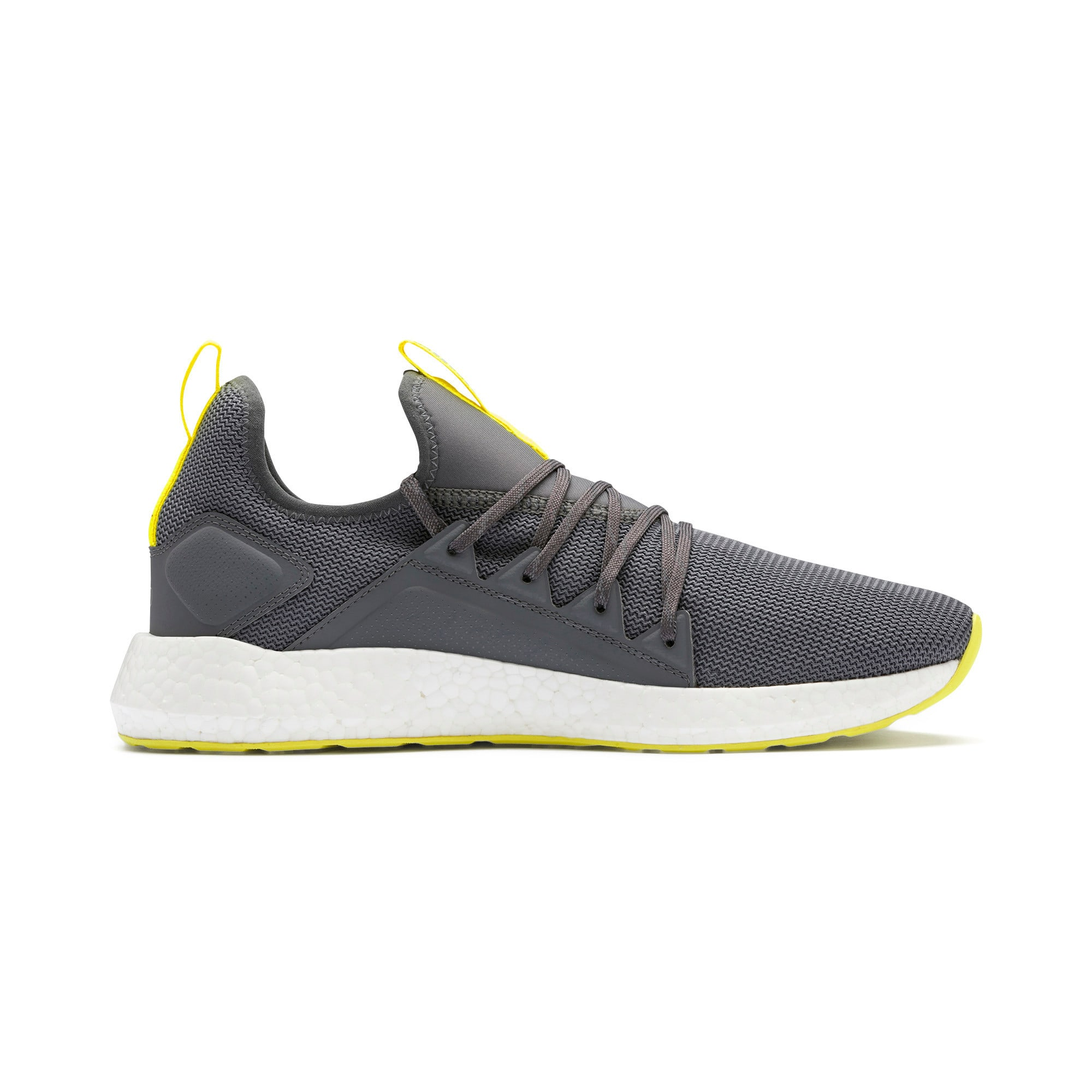 Thumbnail 6 of NRGY Neko Lights hardloopschoenen voor heren, CASTLEROCK-Yellow Alert, medium