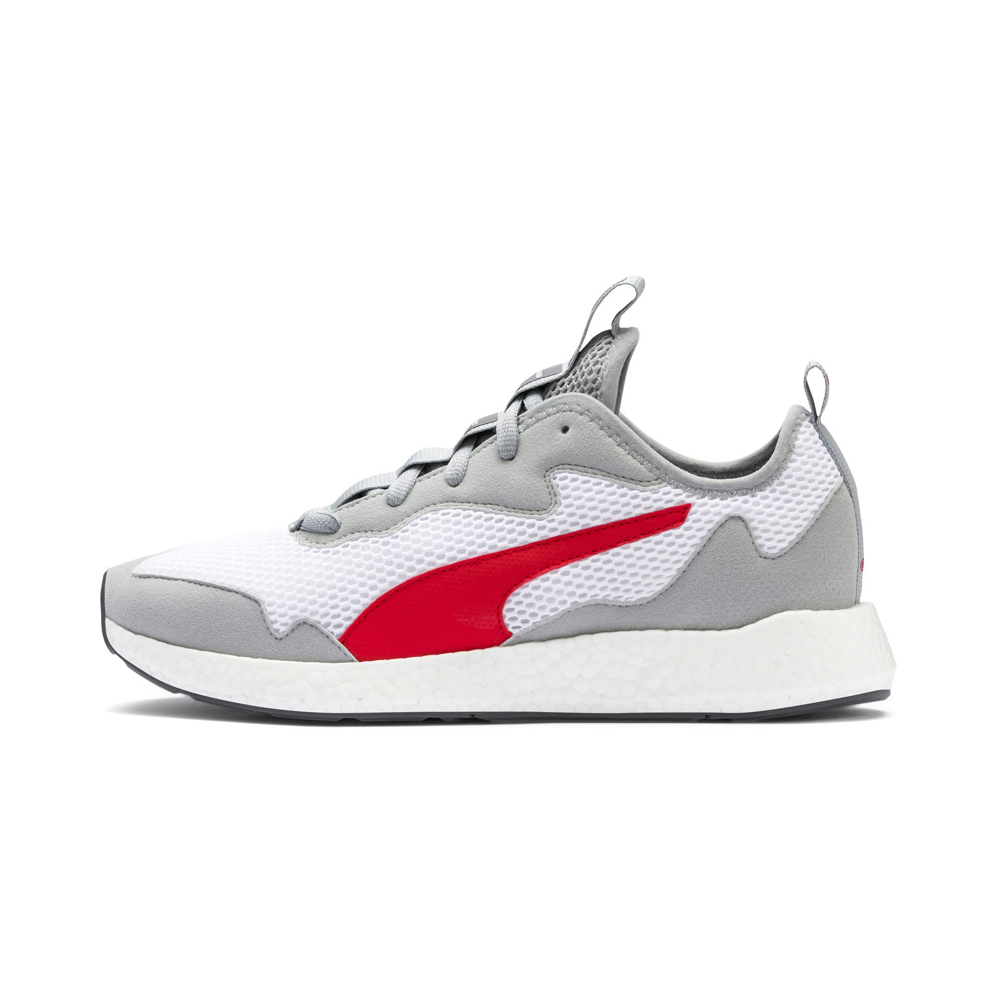 Thumbnail 1 of NRGY Neko Skim Men's Running Shoes, High Rise-High Risk Red, medium