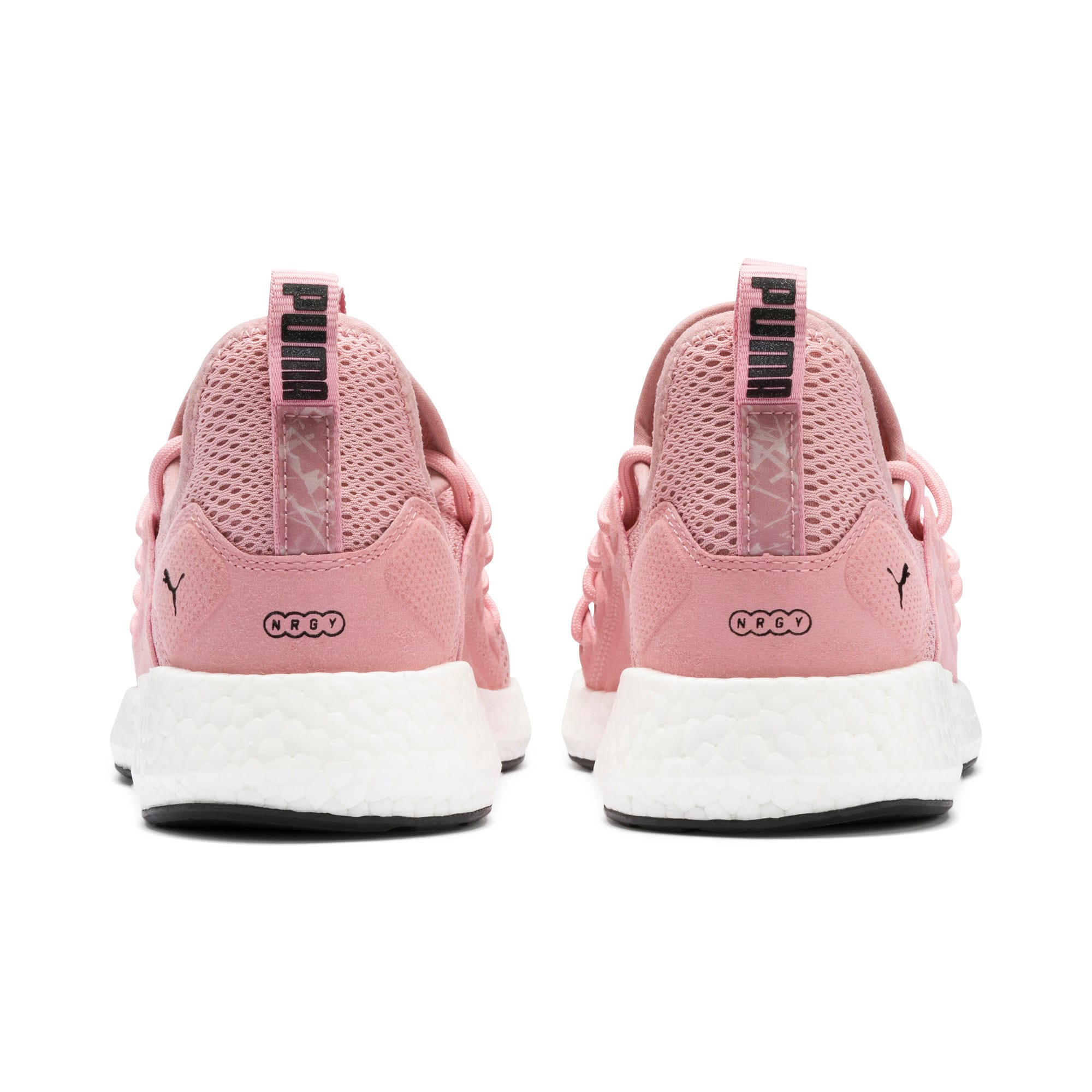 Thumbnail 4 of NRGY Neko Shift Women's Running Shoes, Bridal Rose-Puma White, medium