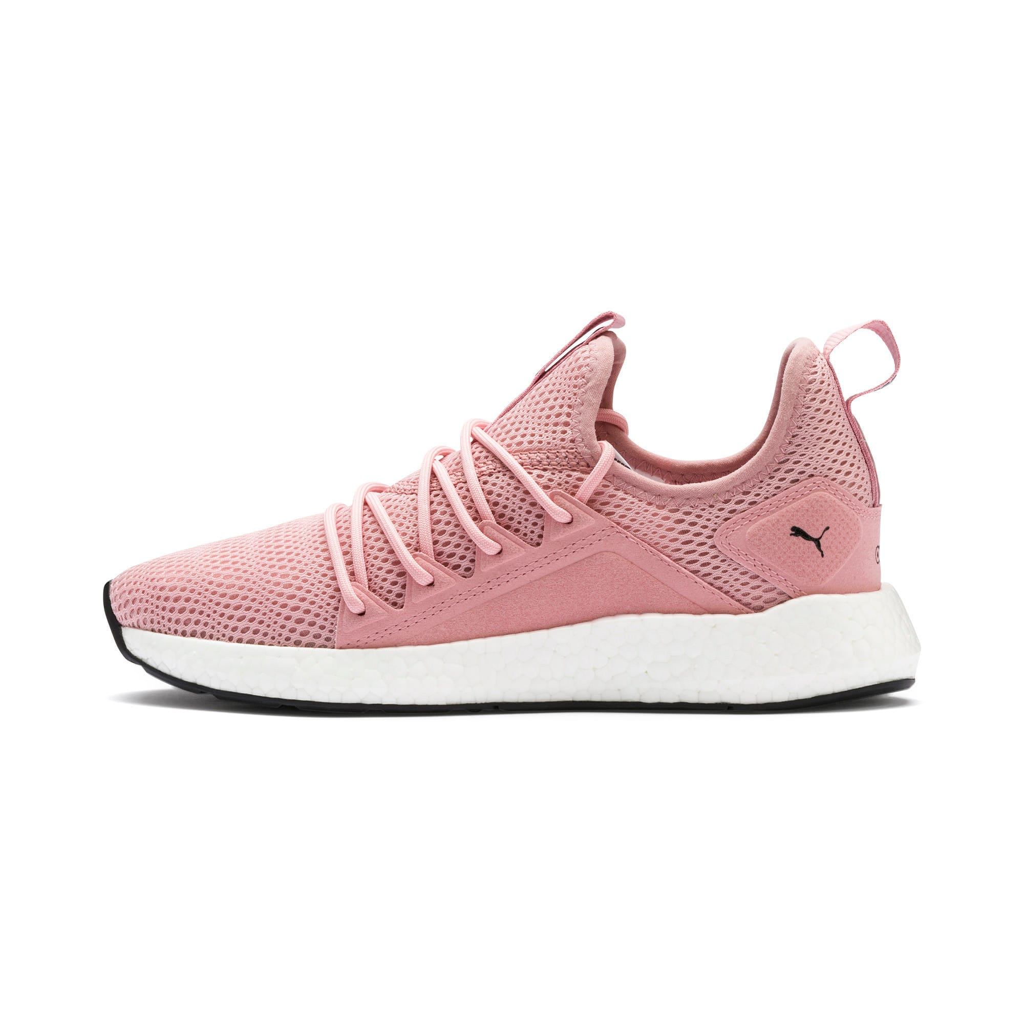 Thumbnail 1 of NRGY Neko Shift Women's Running Shoes, Bridal Rose-Puma White, medium