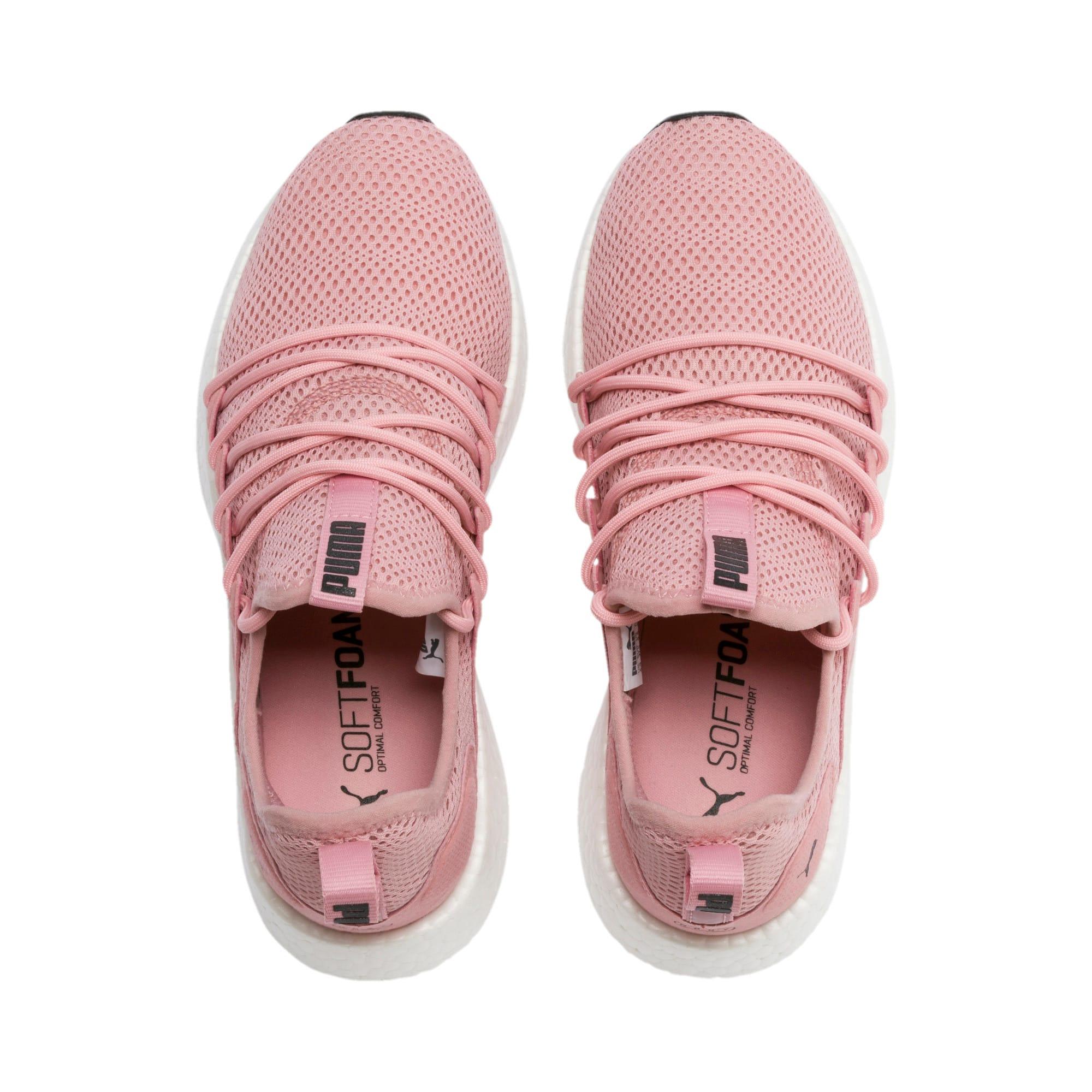 Thumbnail 7 of NRGY Neko Shift Women's Running Shoes, Bridal Rose-Puma White, medium