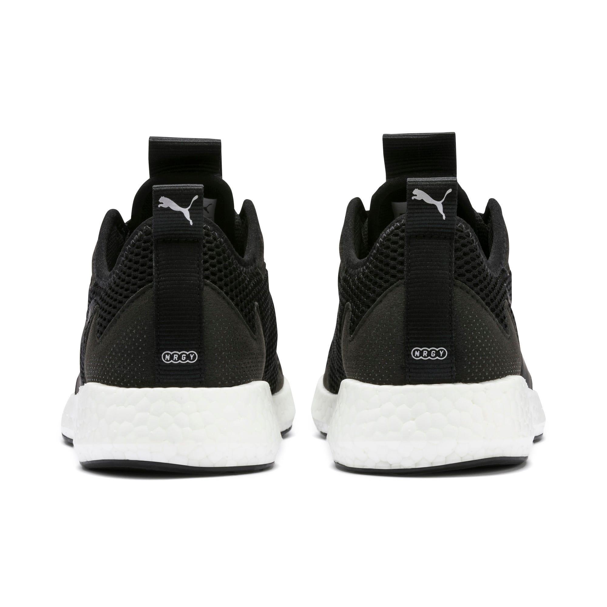 Thumbnail 6 of NRGY Neko Skim Women's Running Shoes, Puma Black-Puma Silver, medium-IND