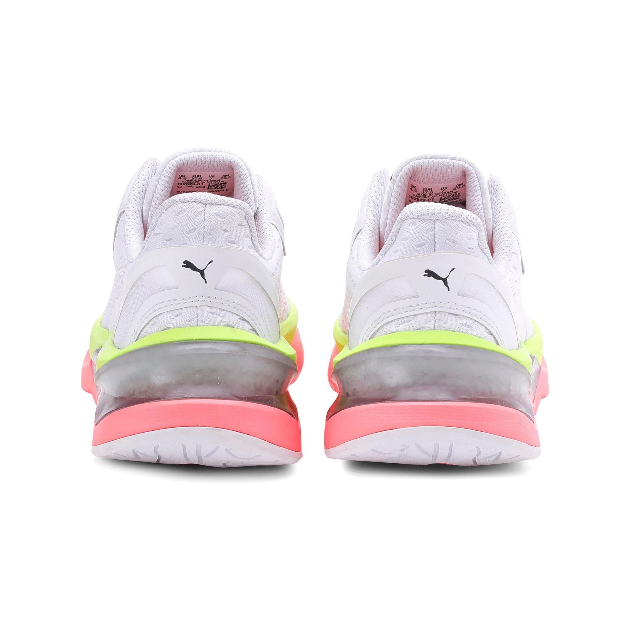 Thumbnail 5 of LQDCell Shatter XT Women's Training Shoes, Puma White-Pink Alert, medium-IND