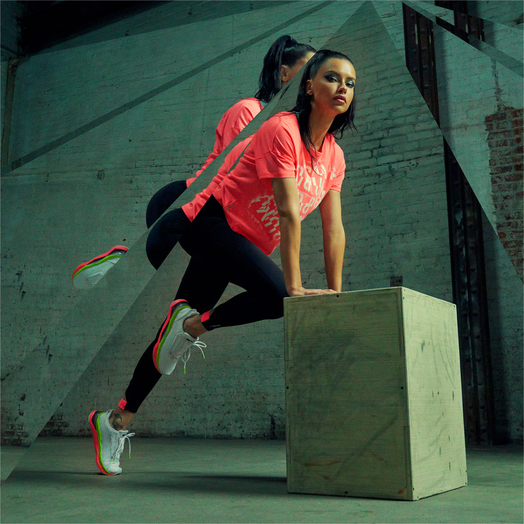 Thumbnail 11 of LQDCELL Shatter XT Women's Training Shoes, Puma White-Pink Alert, medium