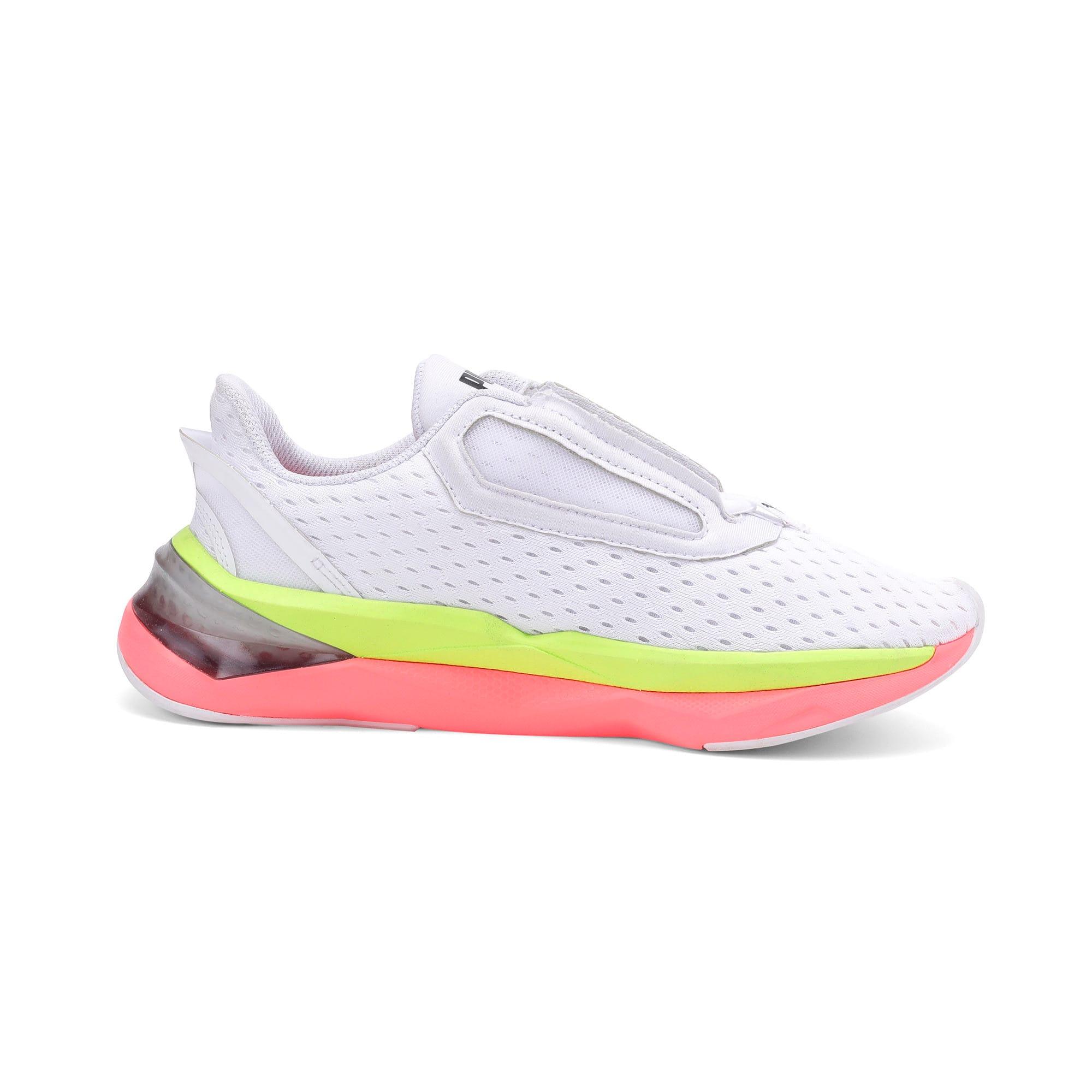 Thumbnail 8 of LQDCell Shatter XT Women's Training Shoes, Puma White-Pink Alert, medium-IND
