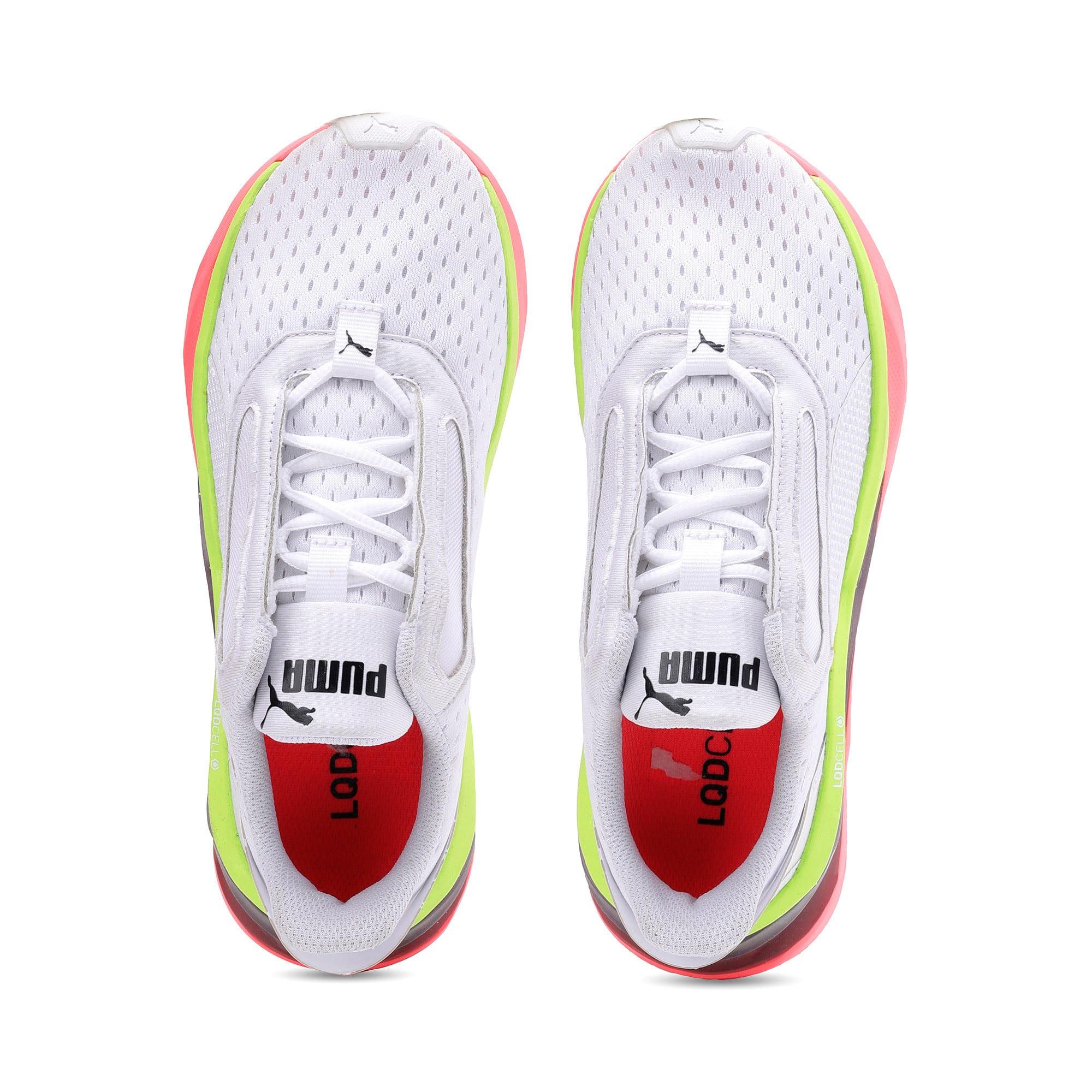 Thumbnail 9 of LQDCell Shatter XT Women's Training Shoes, Puma White-Pink Alert, medium-IND