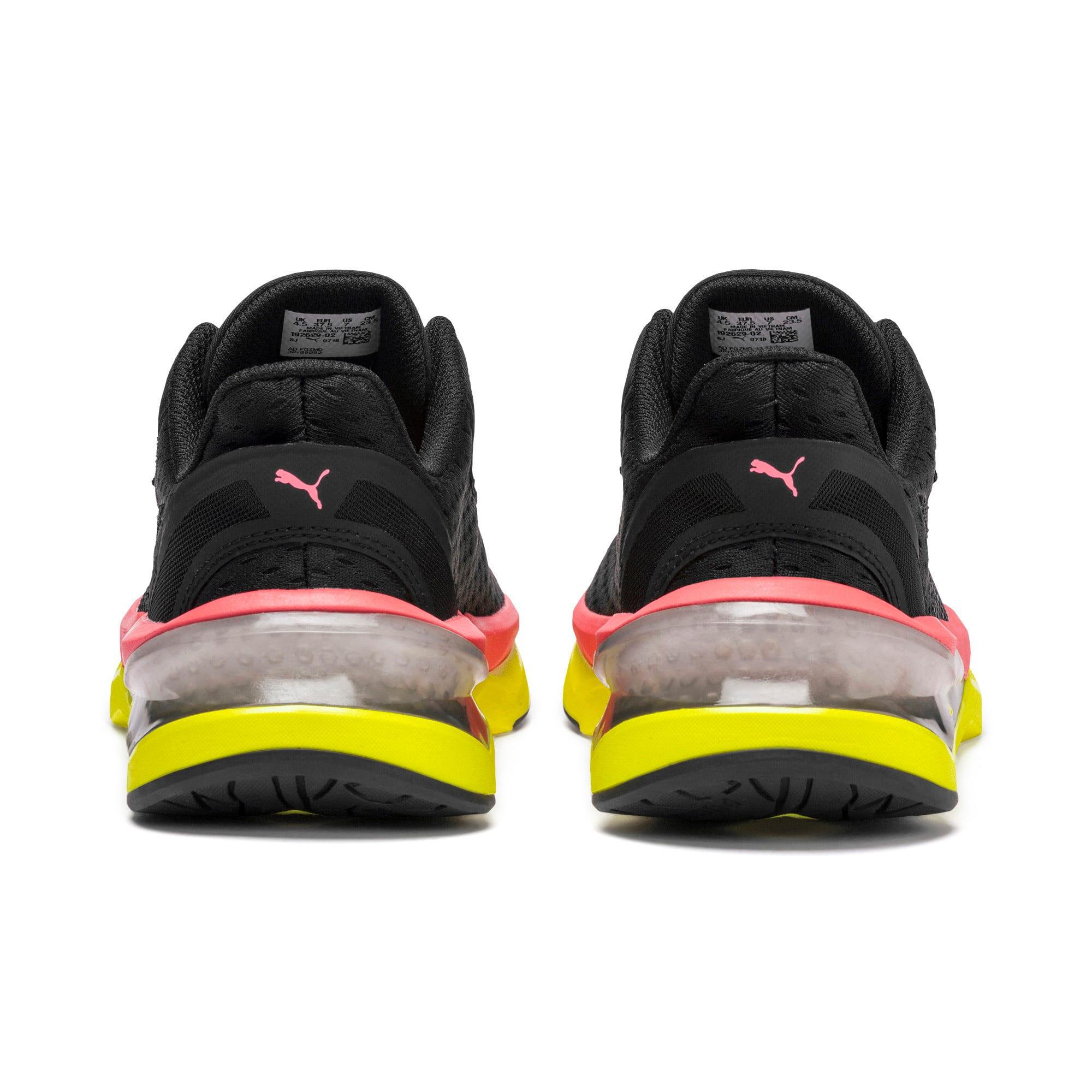 Thumbnail 4 of LQDCELL Shatter XT Women's Training Shoes, Puma Black-Yellow Alert, medium