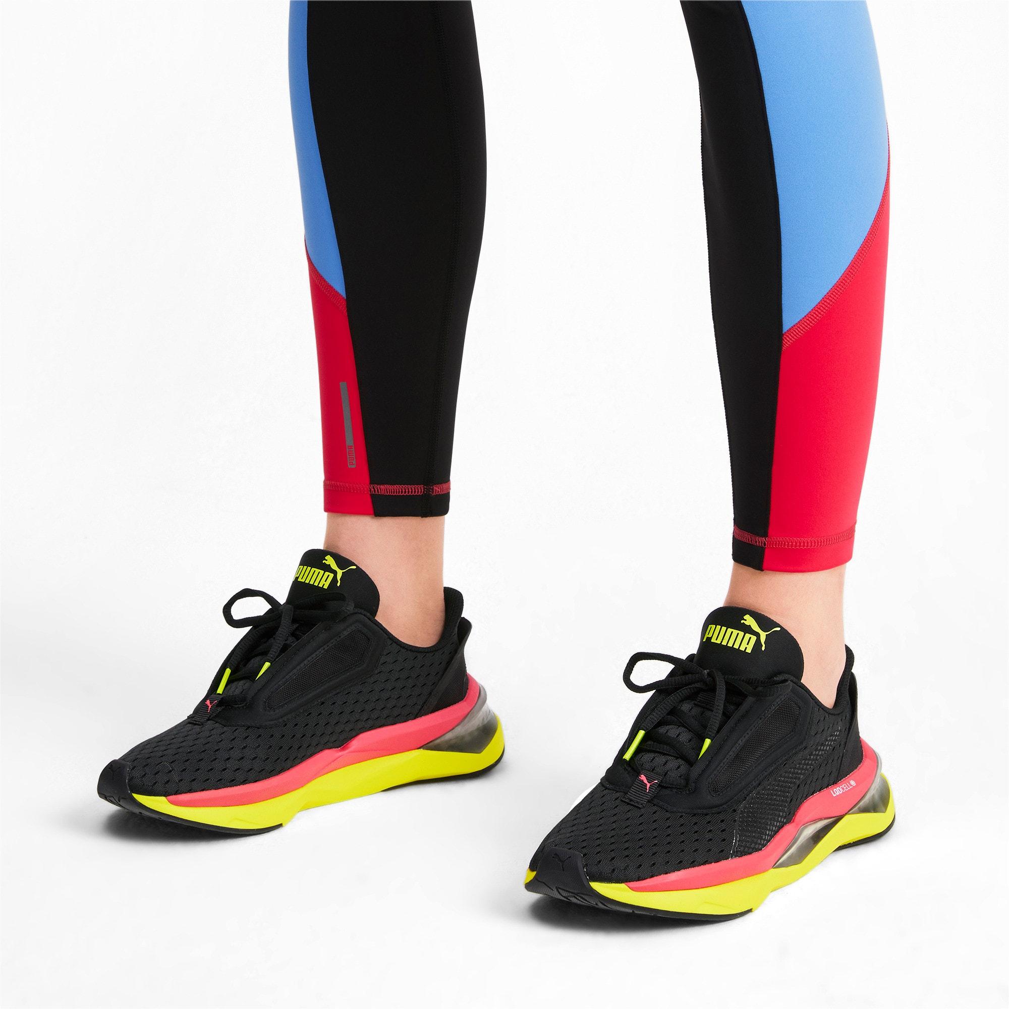 Thumbnail 2 of LQDCELL Shatter XT Women's Training Shoes, Puma Black-Yellow Alert, medium