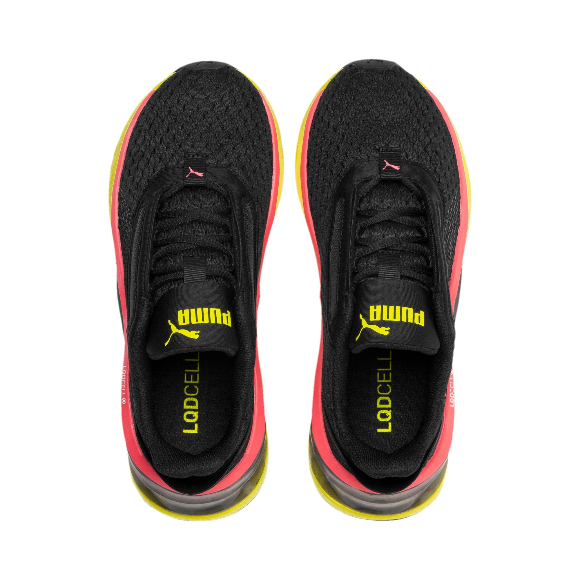 Thumbnail 10 of LQDCell Shatter XT Women's Training Shoes, Puma Black-Yellow Alert, medium