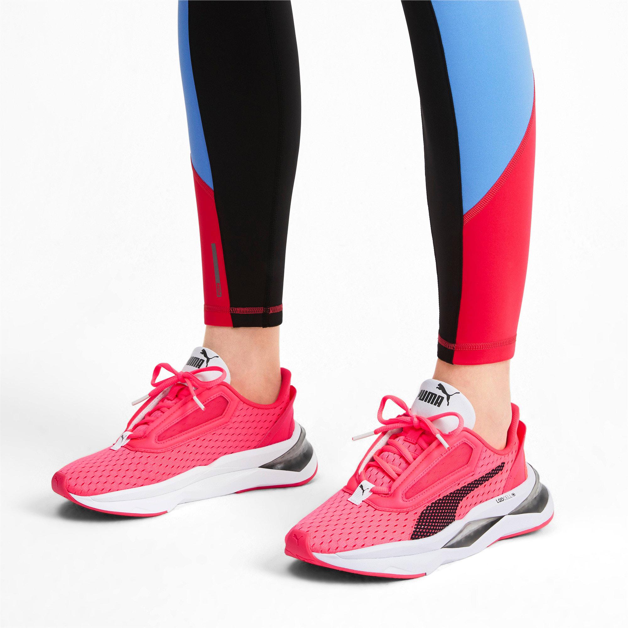 Thumbnail 2 of LQDCELL Shatter XT Women's Training Shoes, Pink Alert-Puma White, medium