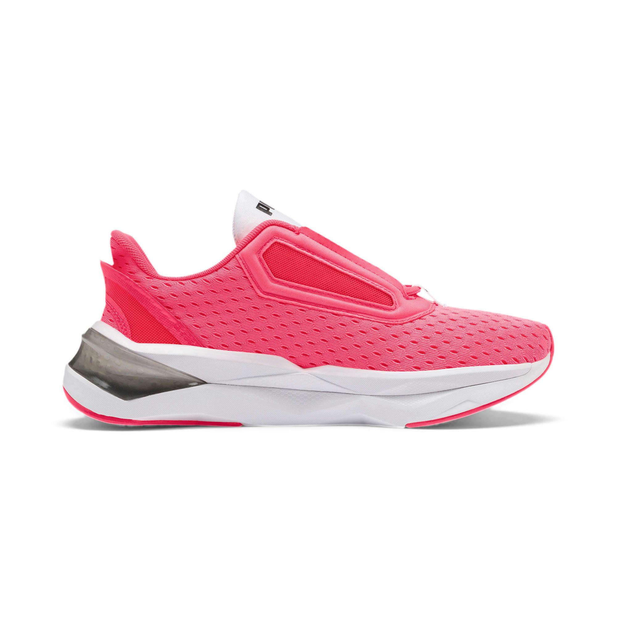 Thumbnail 9 of LQDCELL Shatter XT Women's Training Shoes, Pink Alert-Puma White, medium