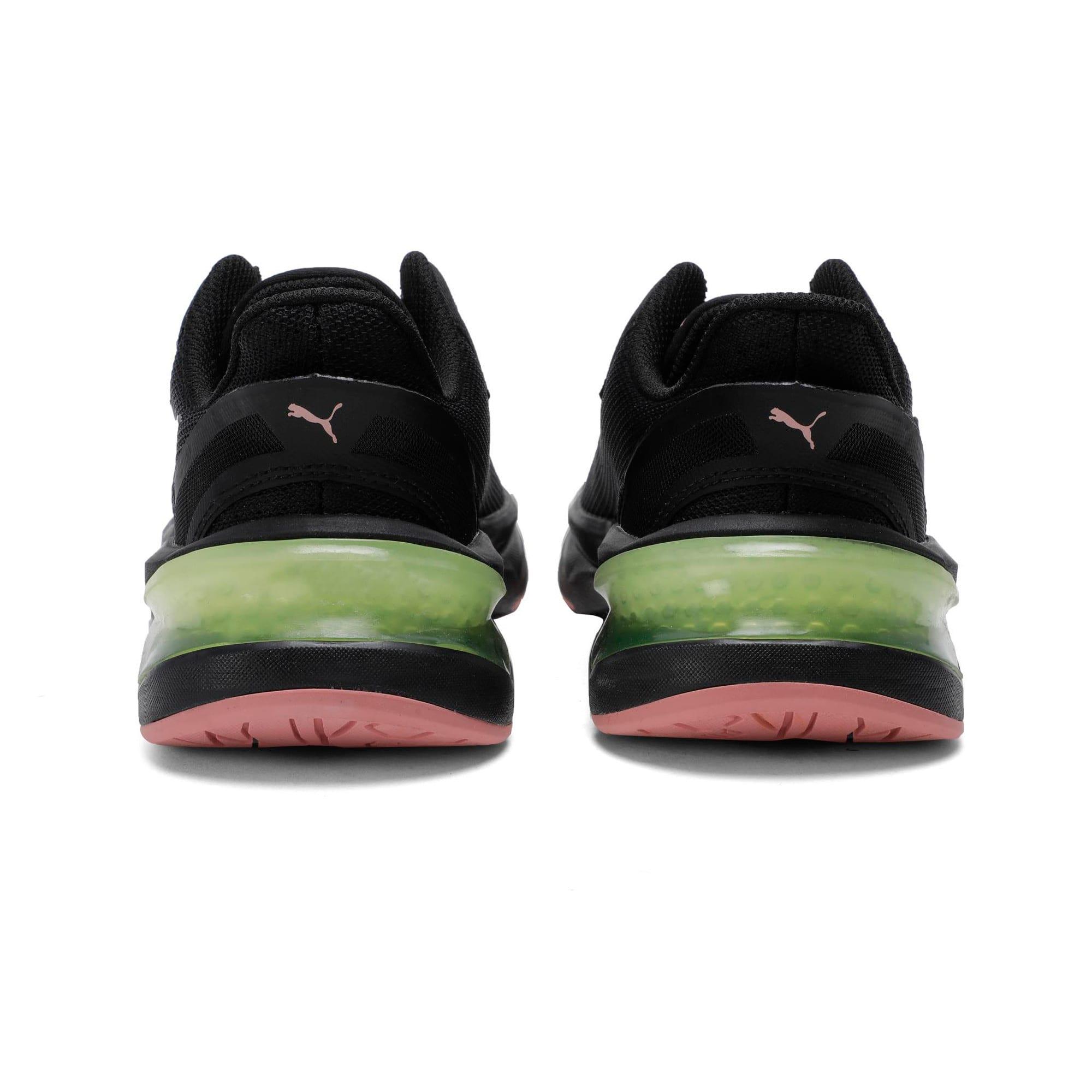 Thumbnail 7 of LQDCELL Shatter XT Women's Training Shoes, Puma Black-Yellow Alert, medium-IND