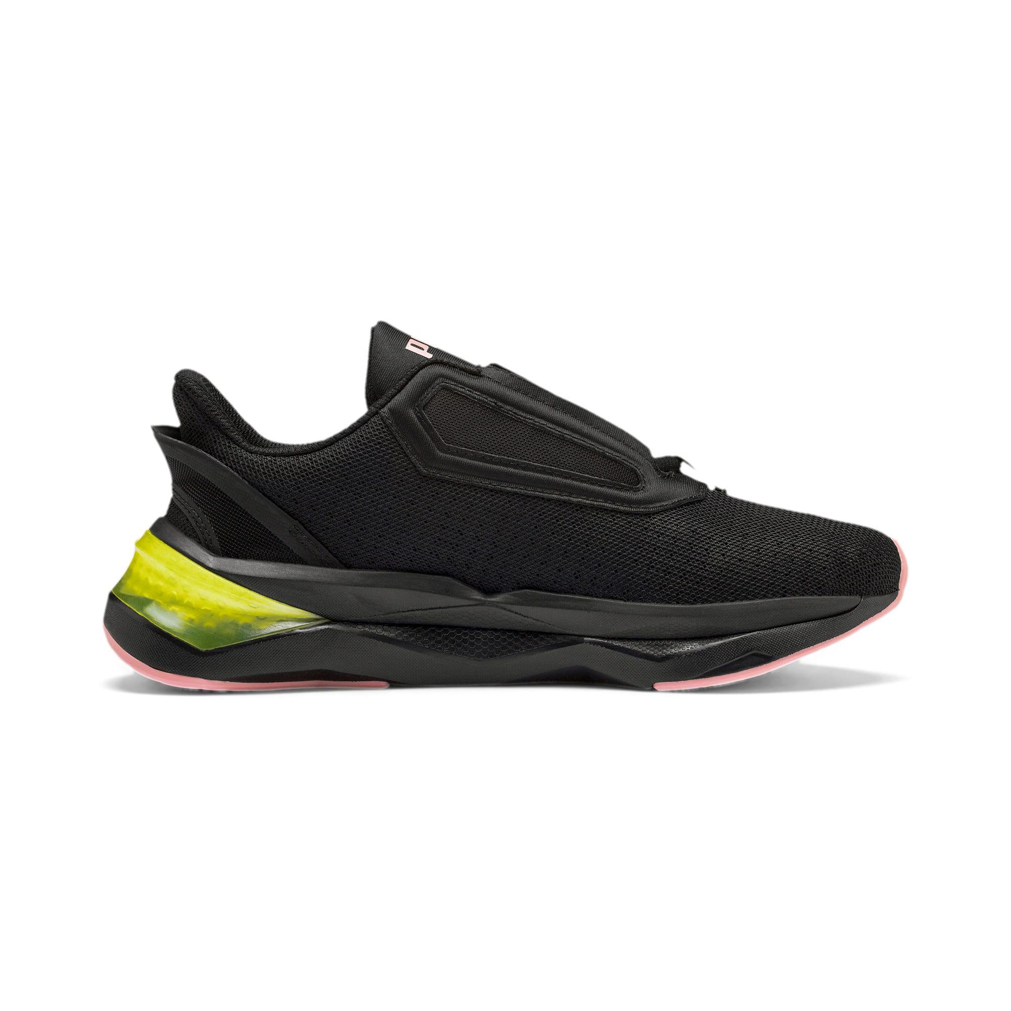 Thumbnail 7 of LQDCELL Shatter XT Women's Training Shoes, Puma Black-Yellow Alert, medium