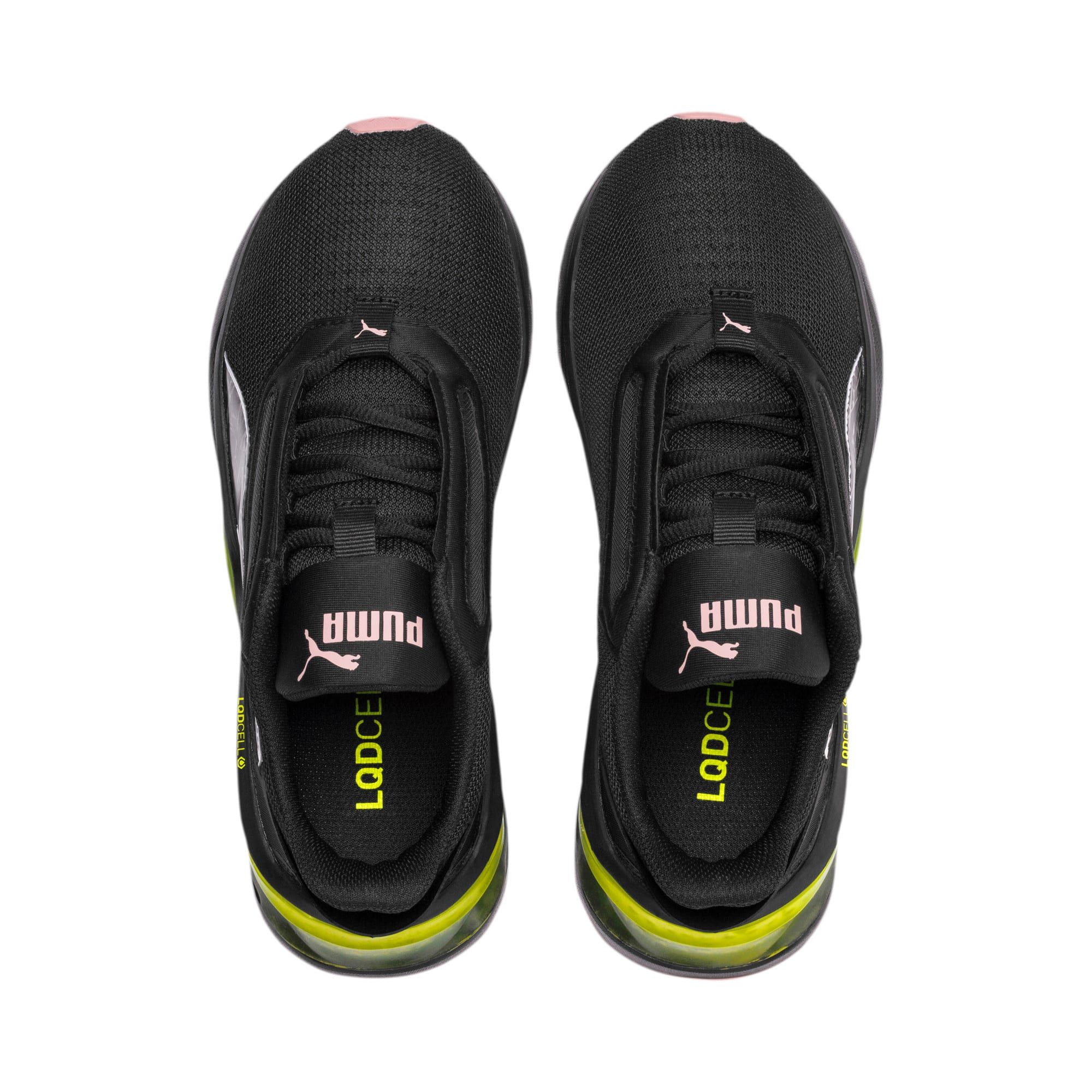 Thumbnail 8 of LQDCELL Shatter XT Women's Training Shoes, Puma Black-Yellow Alert, medium