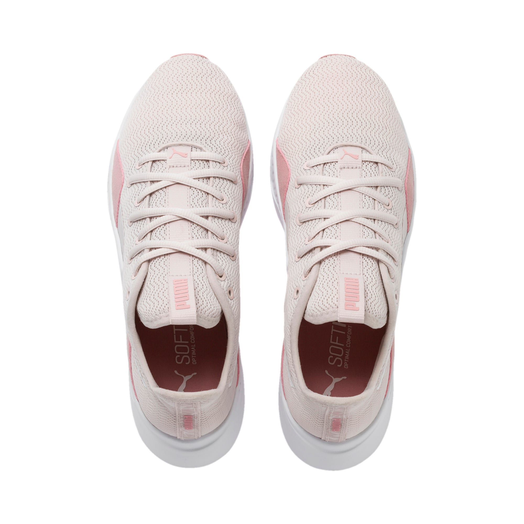 Thumbnail 4 of Incite FS Shift Women's Trainers, Pastel Parchment-Rose-White, medium-IND